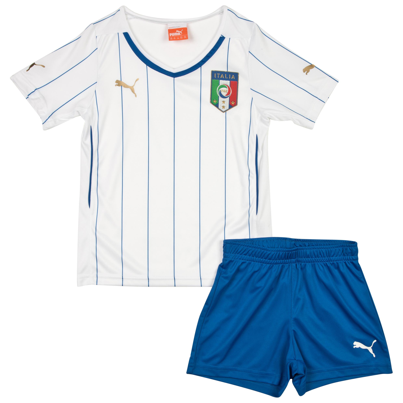 Italy Away Minkit 2014/16
