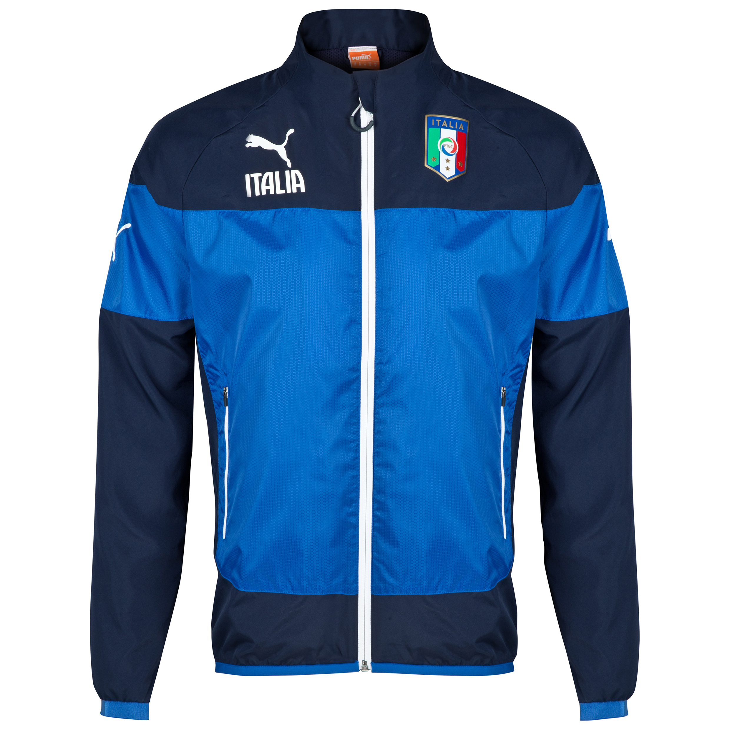 Italy Leisure Jacket -Blue Blue