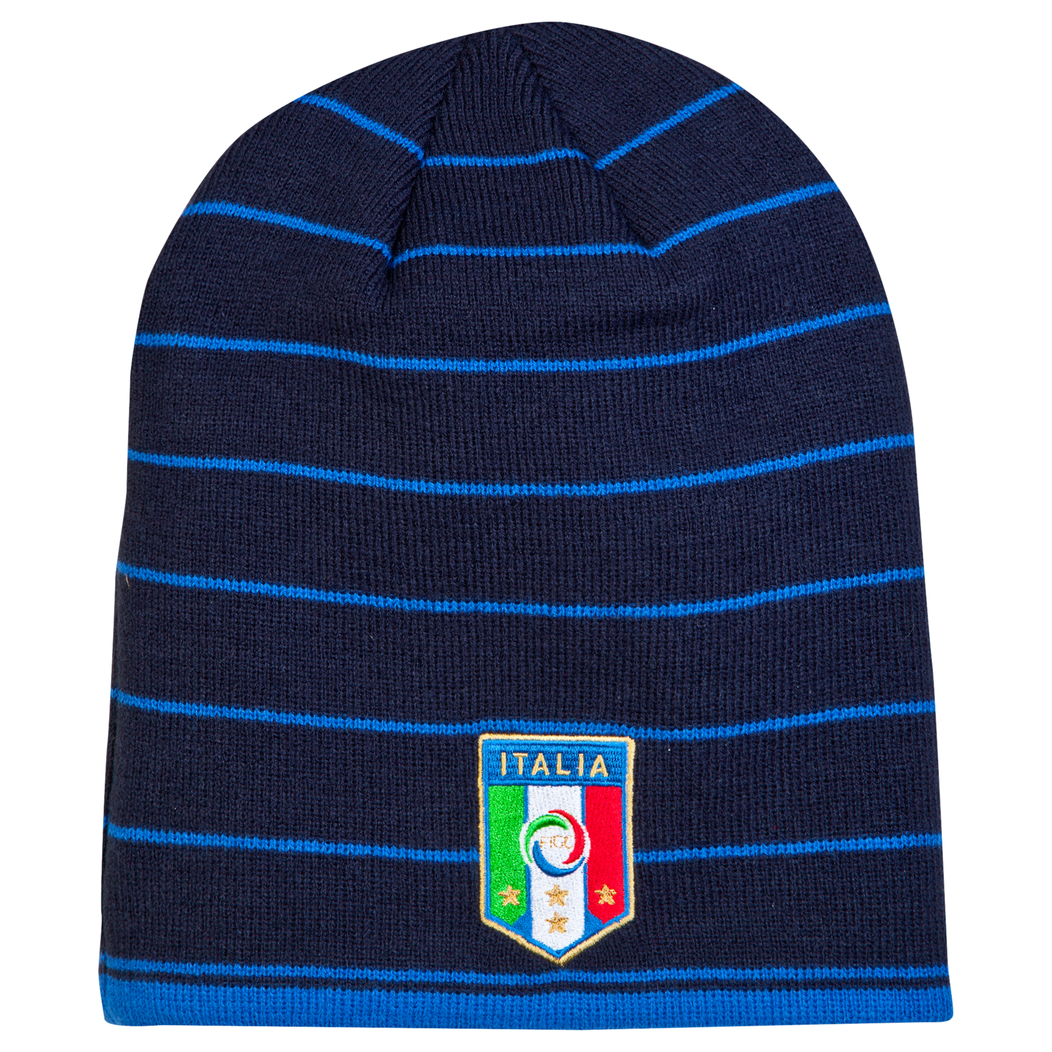 Italy Leisure Beanie - Blue