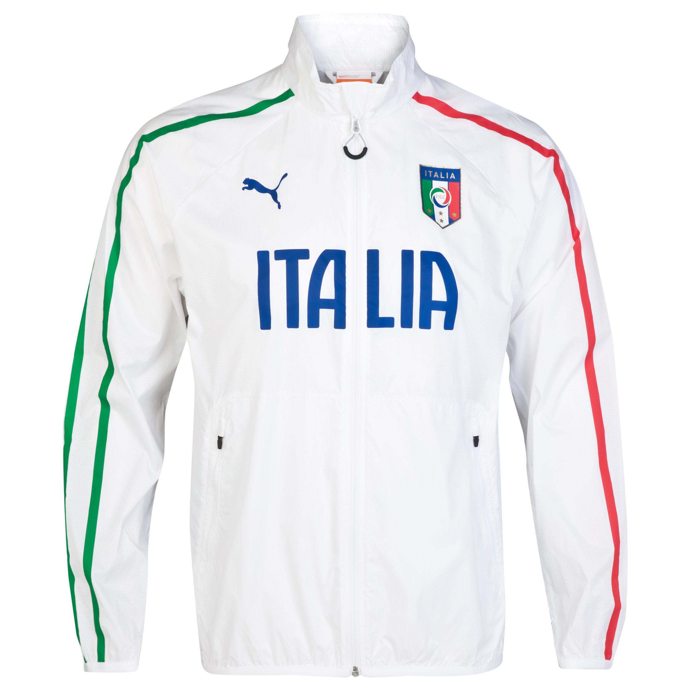 Italy Walkout Jacket -White