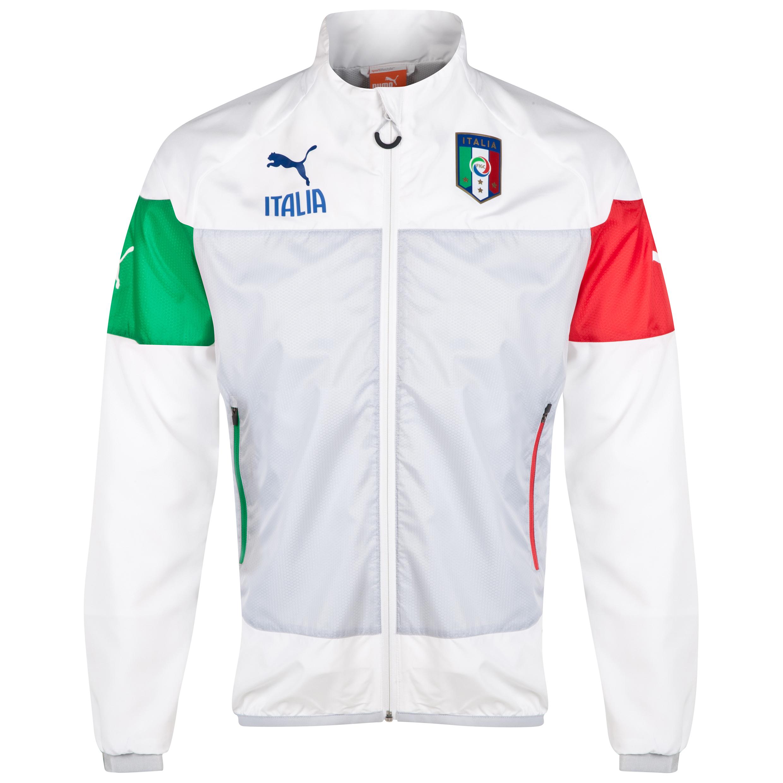 Italy Leisure Jacket -White
