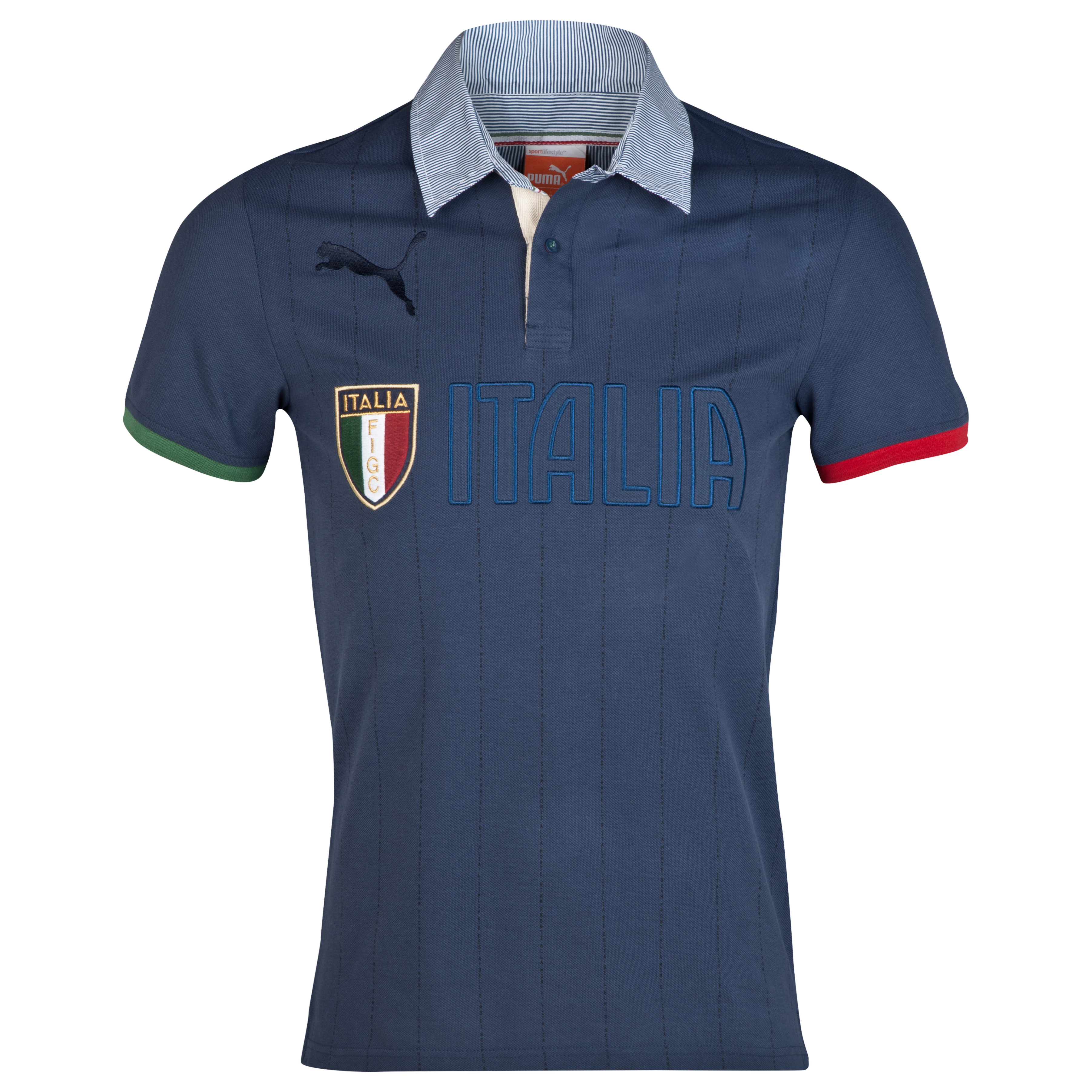 Italy T7 Polo - Indigo Purple