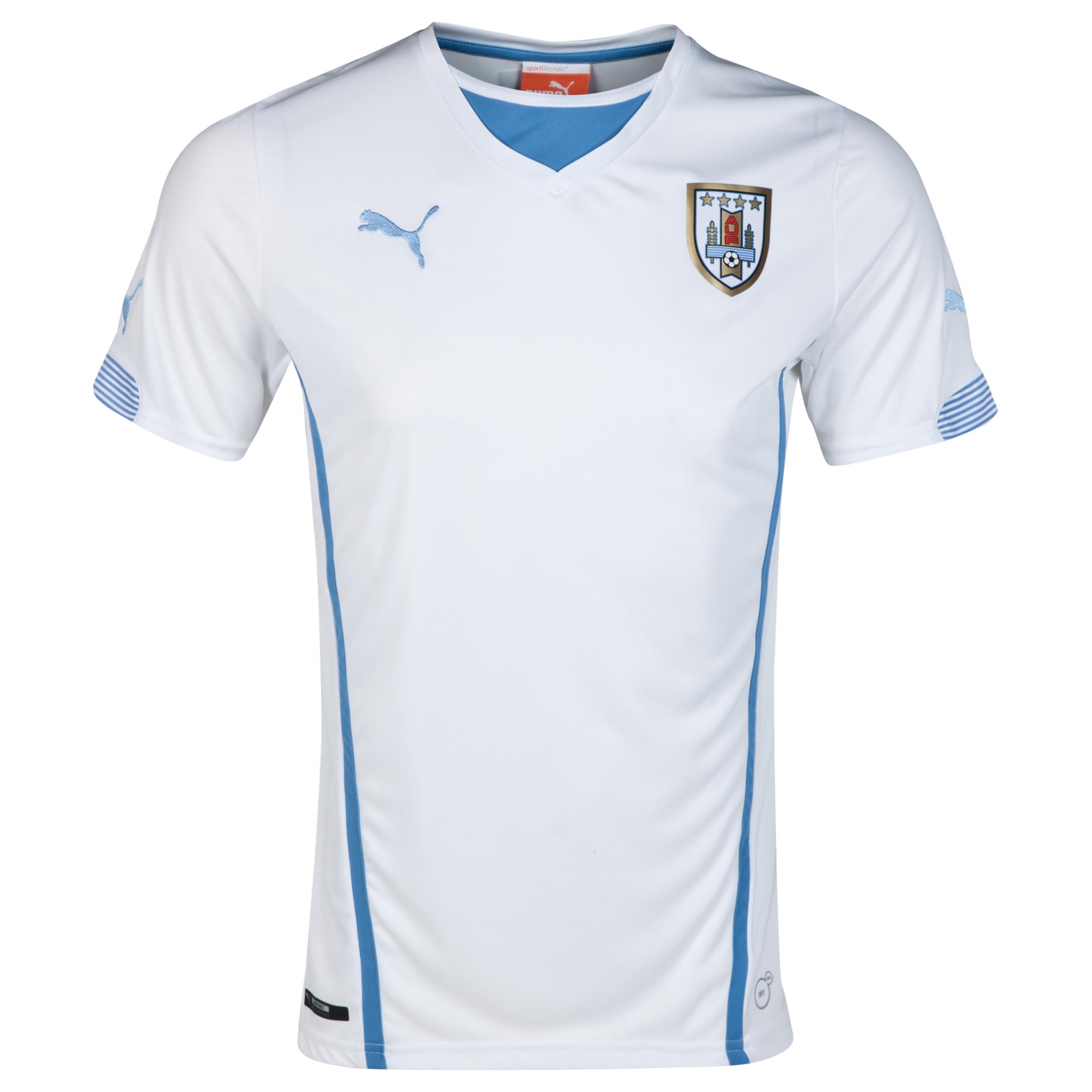 Uruguay Away Shirt 2014/15