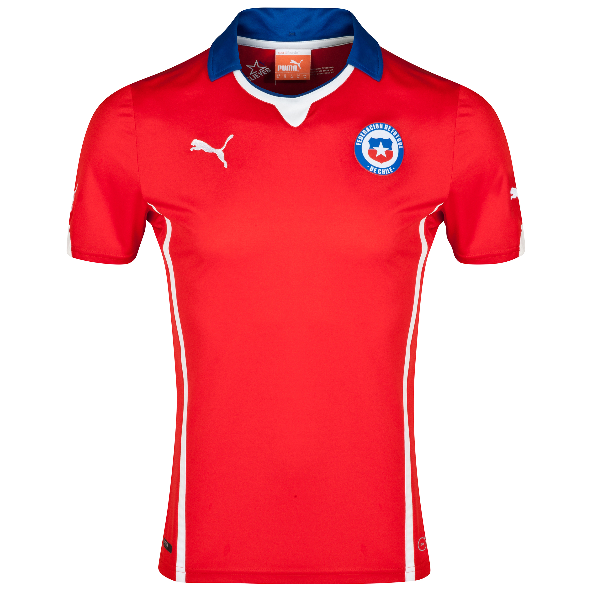 Chile Home Shirt 2014/15