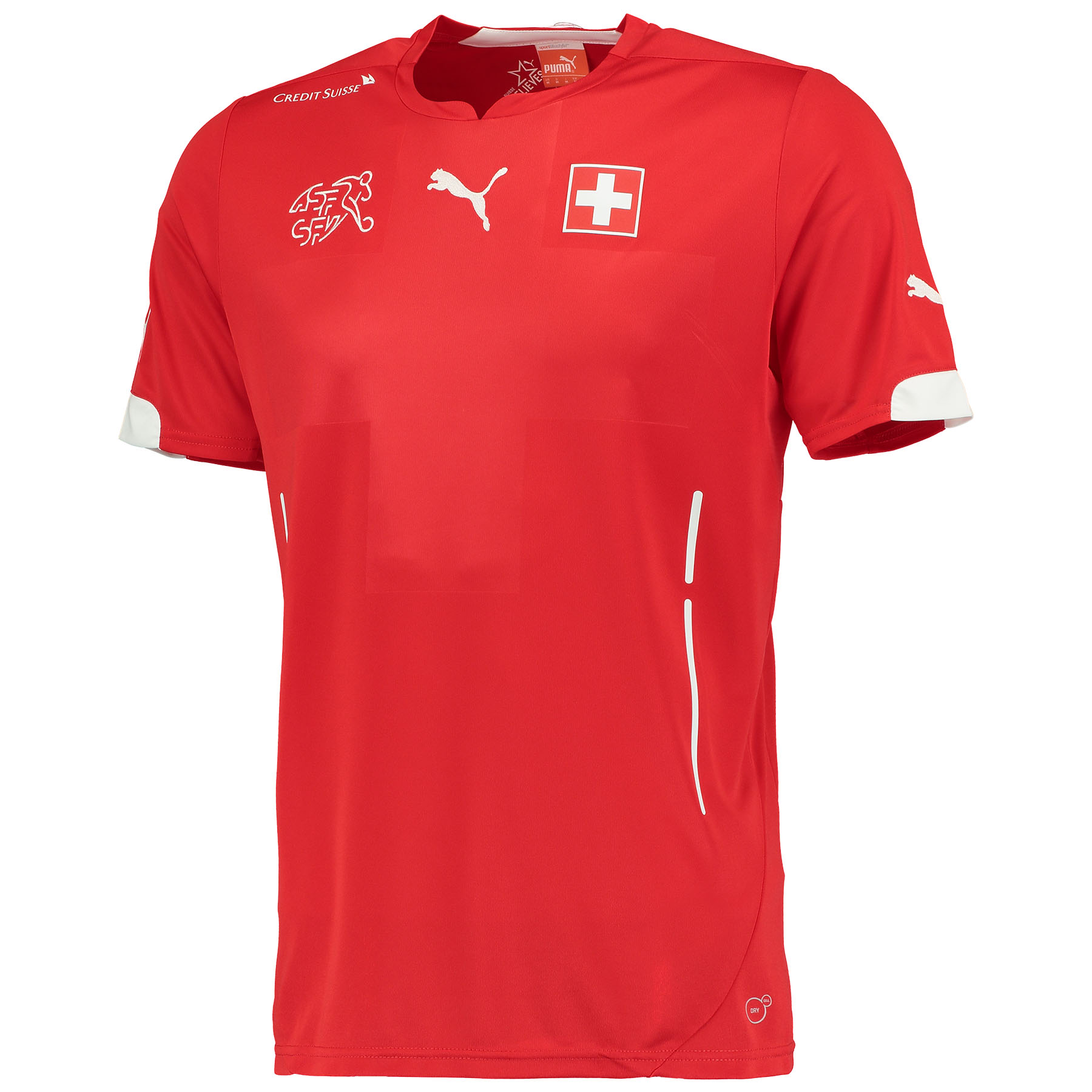 Switzerland Home Shirt 2014/15