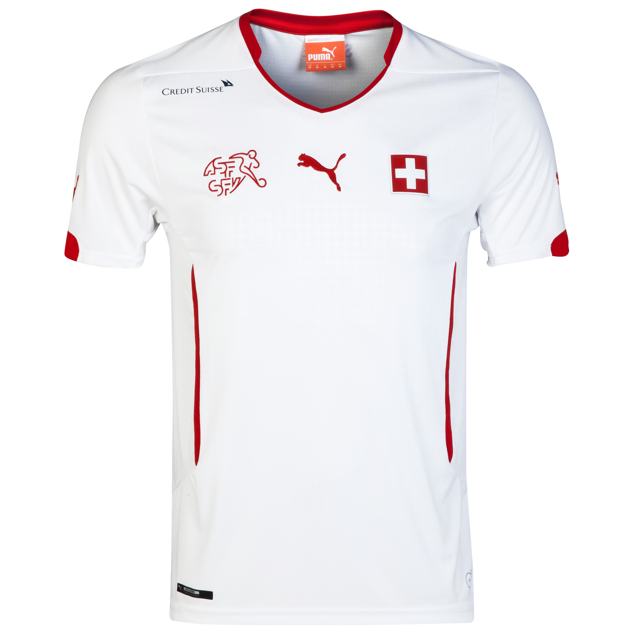 Switzerland Away Shirt 2014/15