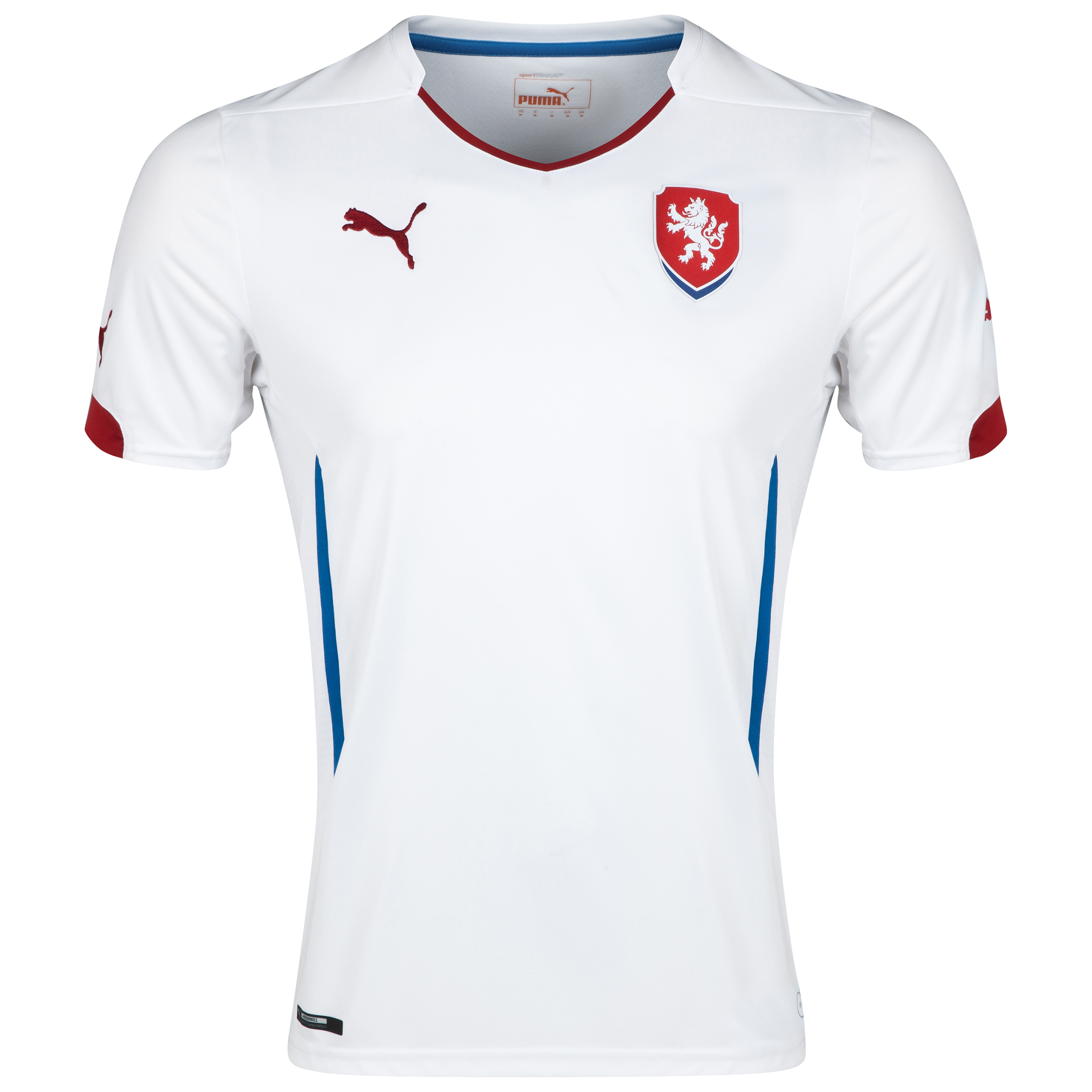 Czech Republic Away Shirt 2014/15