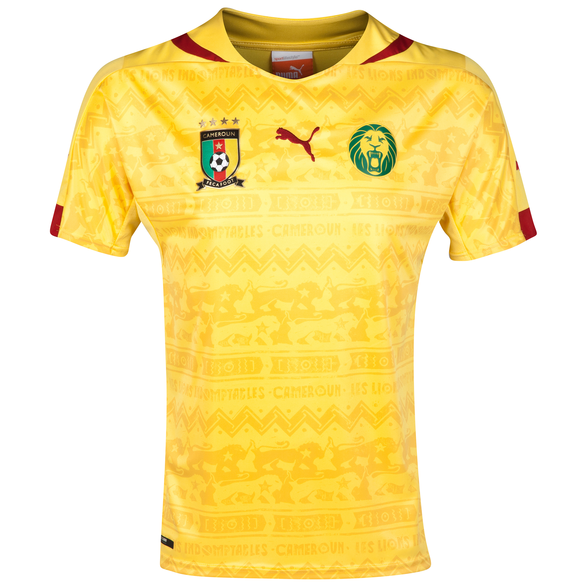 Cameroon Away Shirt 2014/15