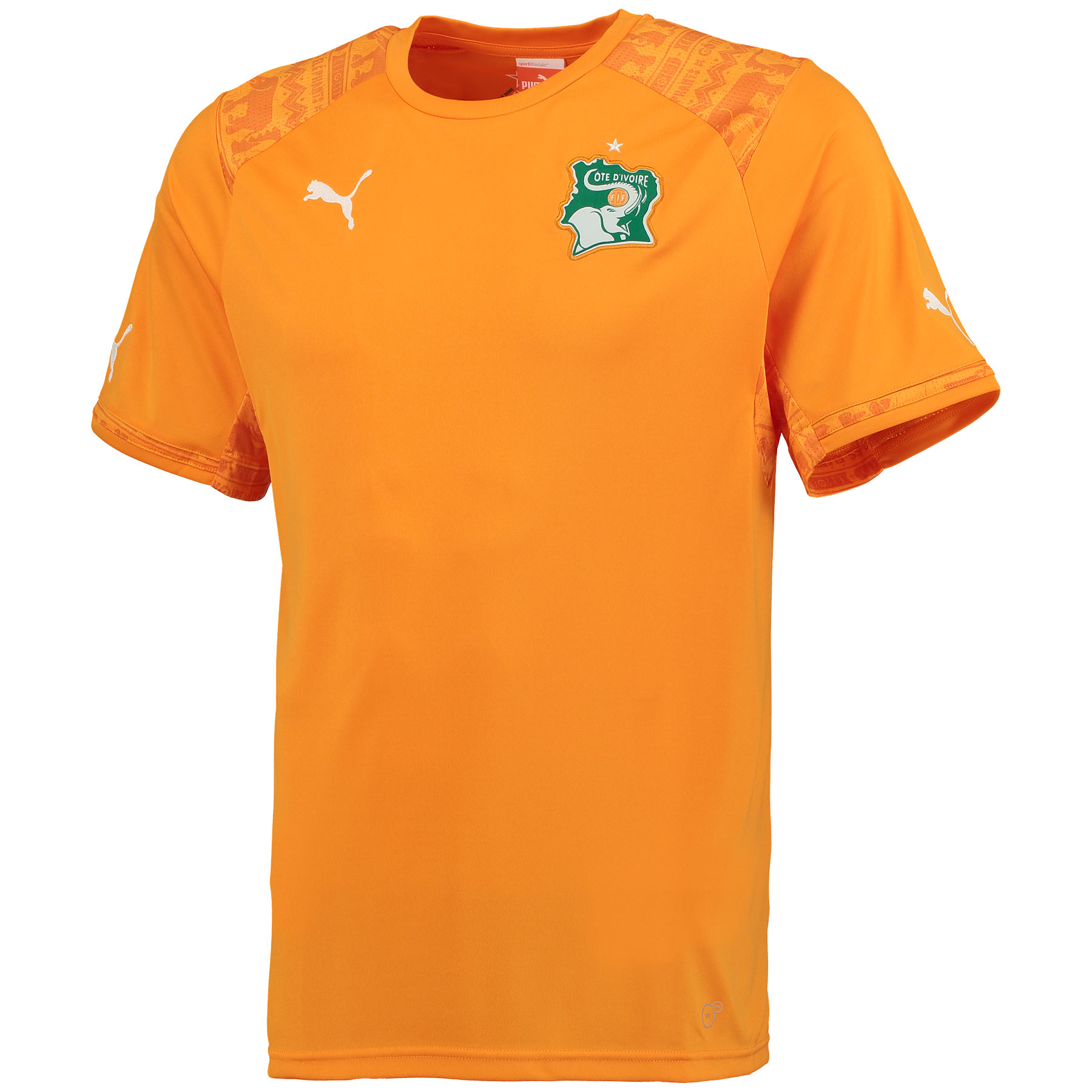 Ivory Coast Home Shirt 2014/15