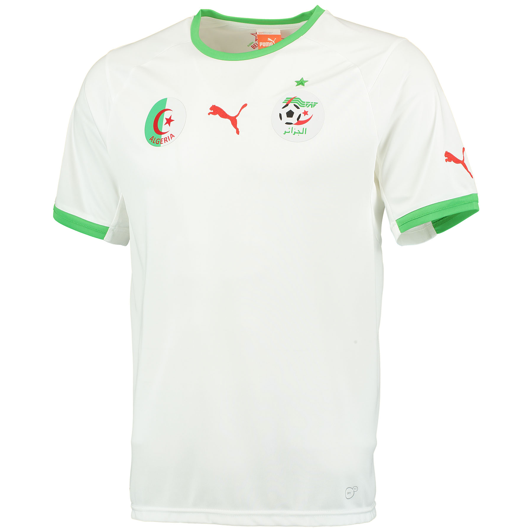 Algeria Home Shirt 2014/15