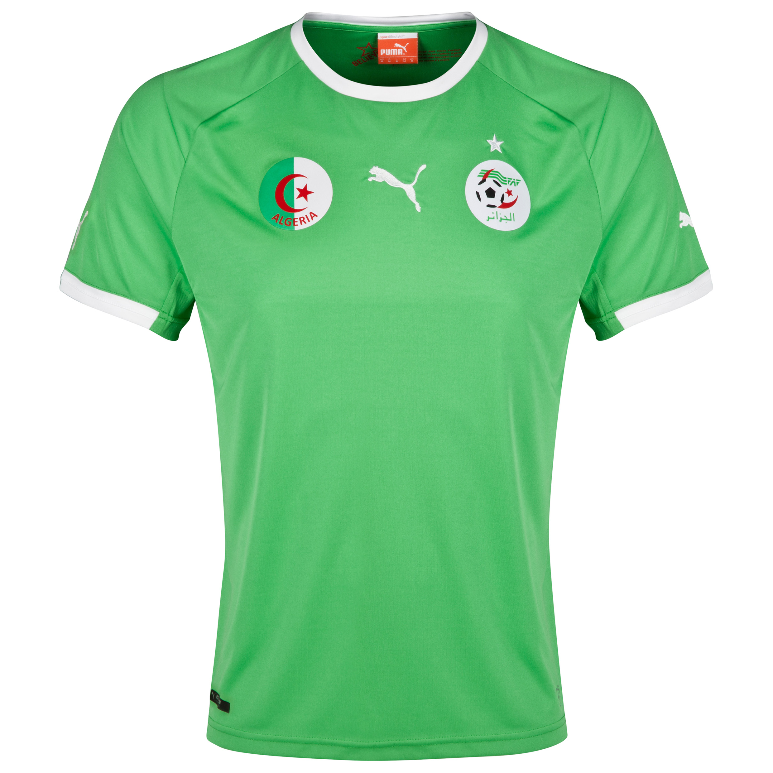 Algeria Away Shirt 2014/15