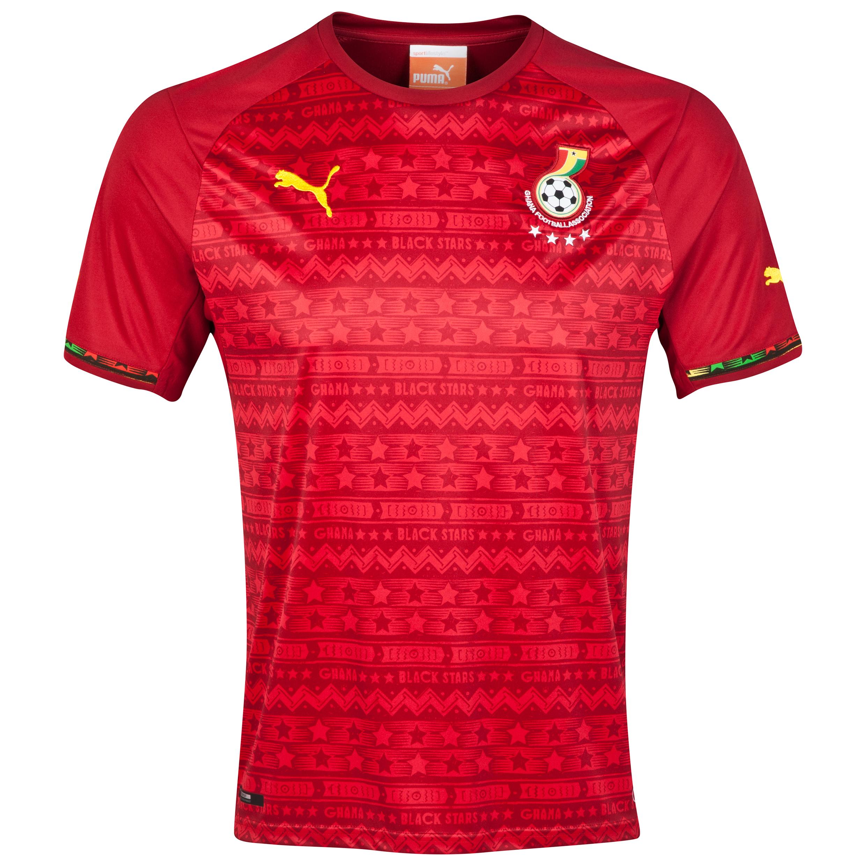 Ghana Away Shirt 2014/15