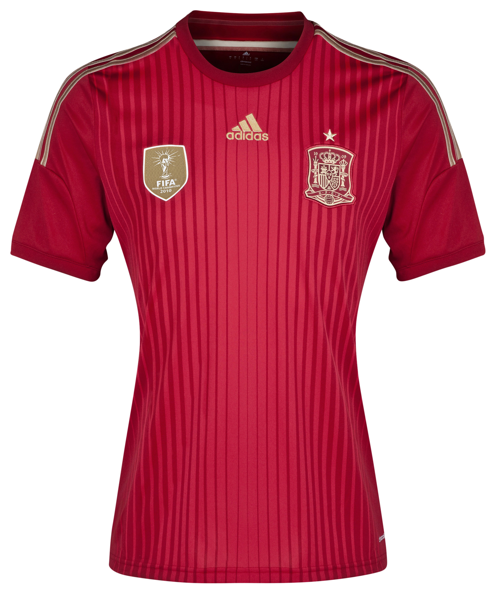 Spain Home Shirt 2014 - Kids