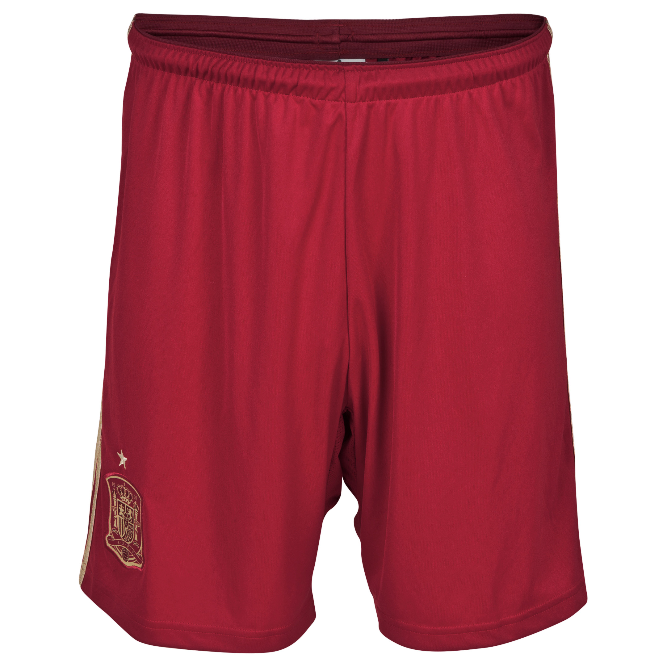 Spain Home Shorts 2014 - Kids