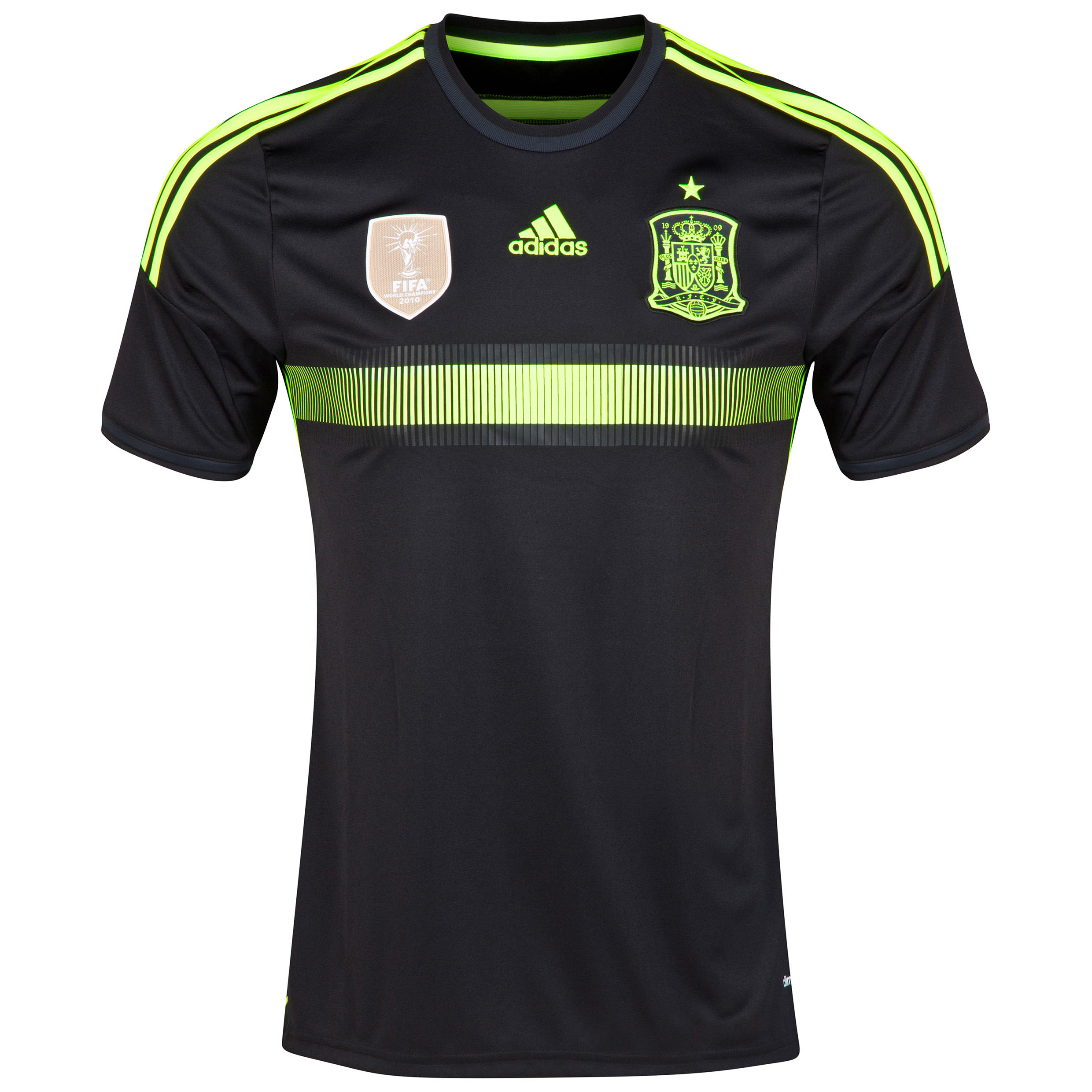 Spain Away Shirt 2014 - Kids