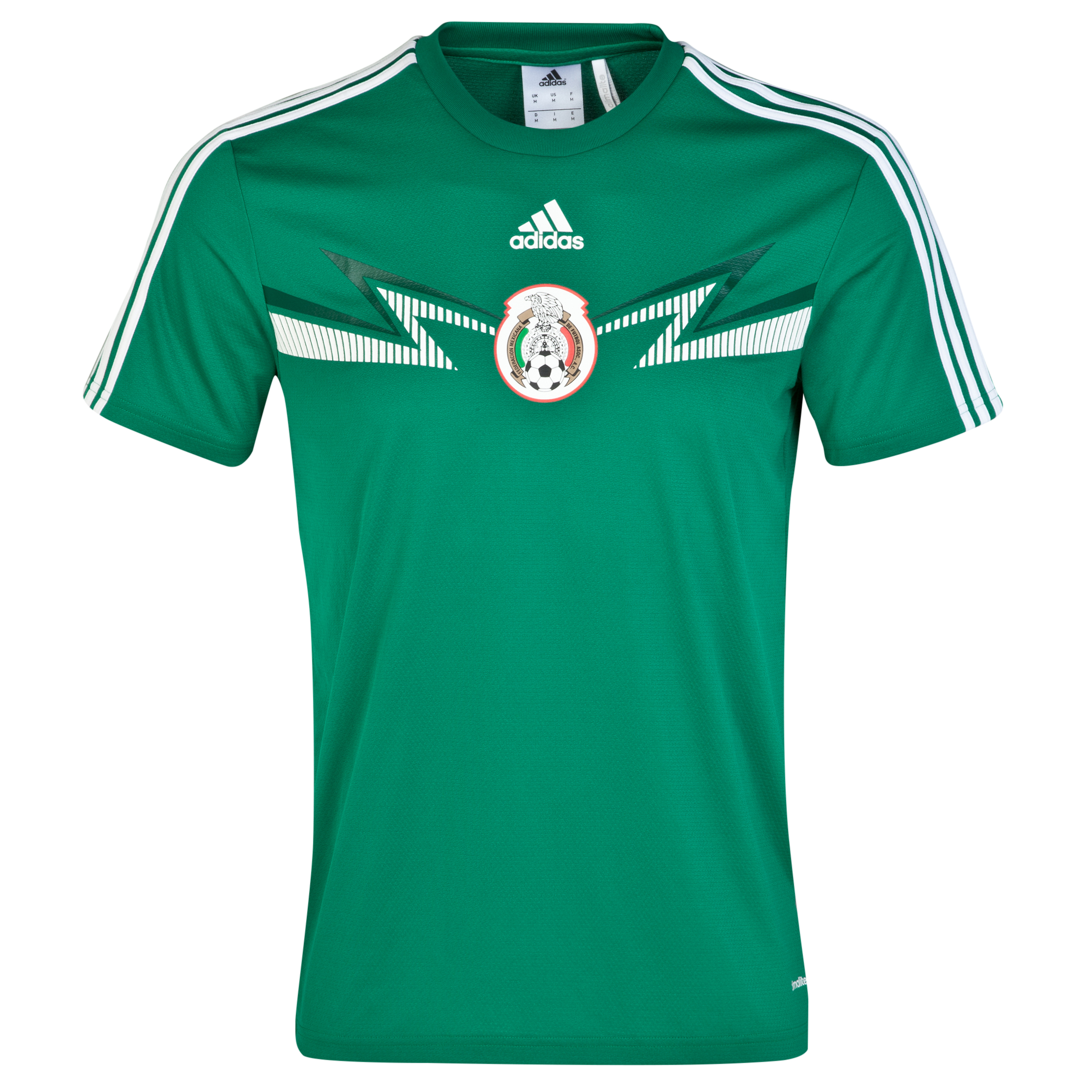 Mexico Home Replica T-Shirt 2014