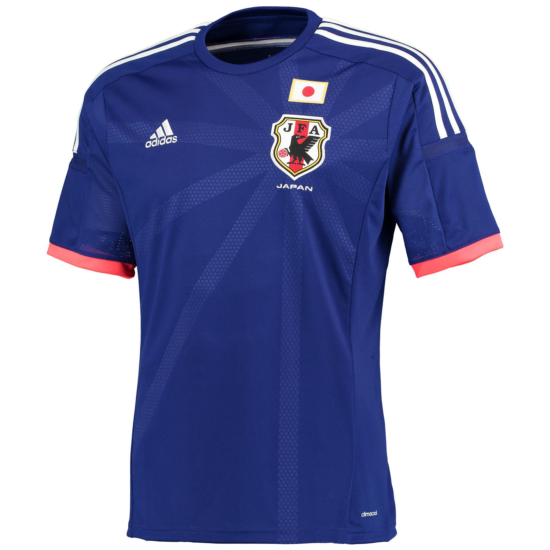 Japan Home Shirt 2014