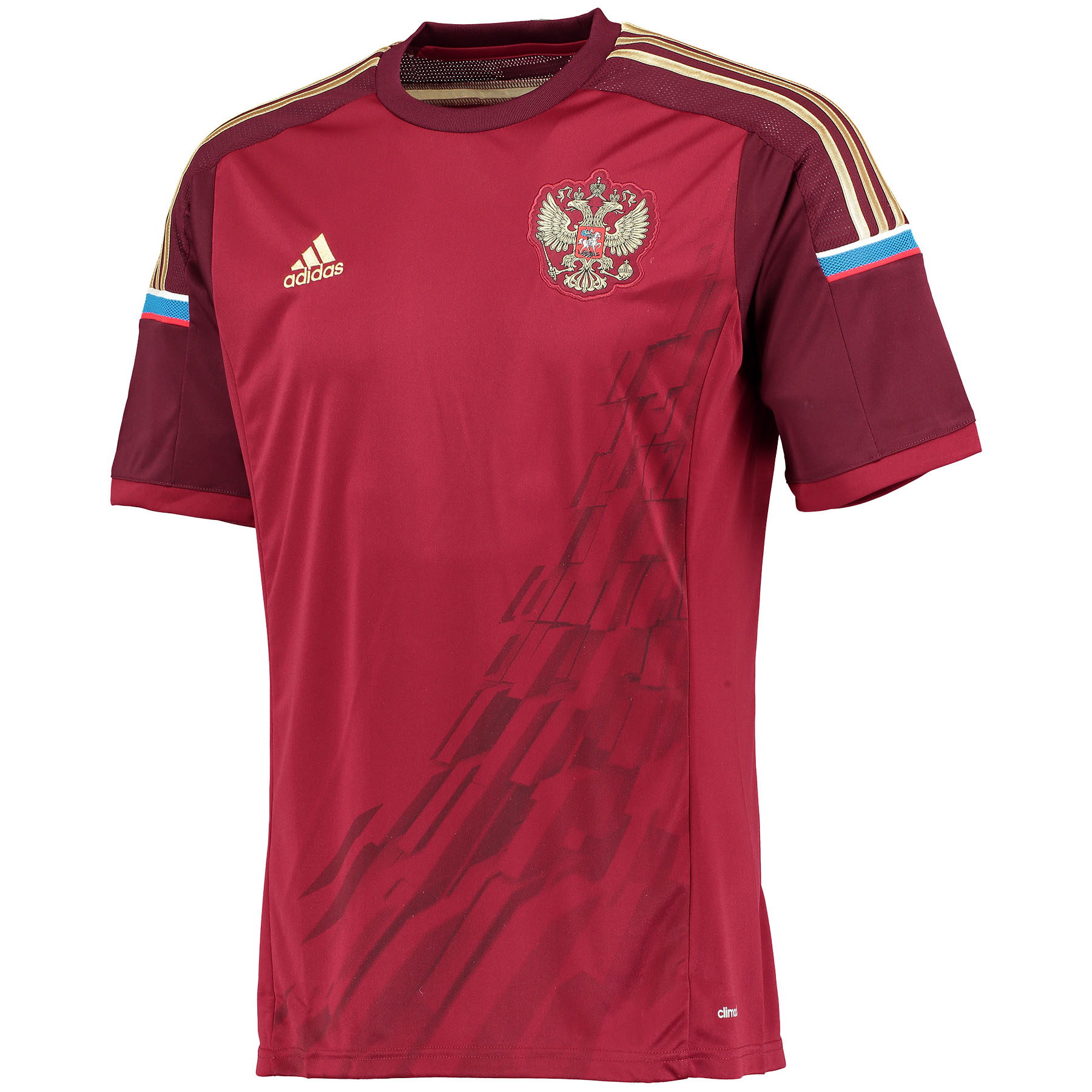 Russia Home Shirt 2013/15
