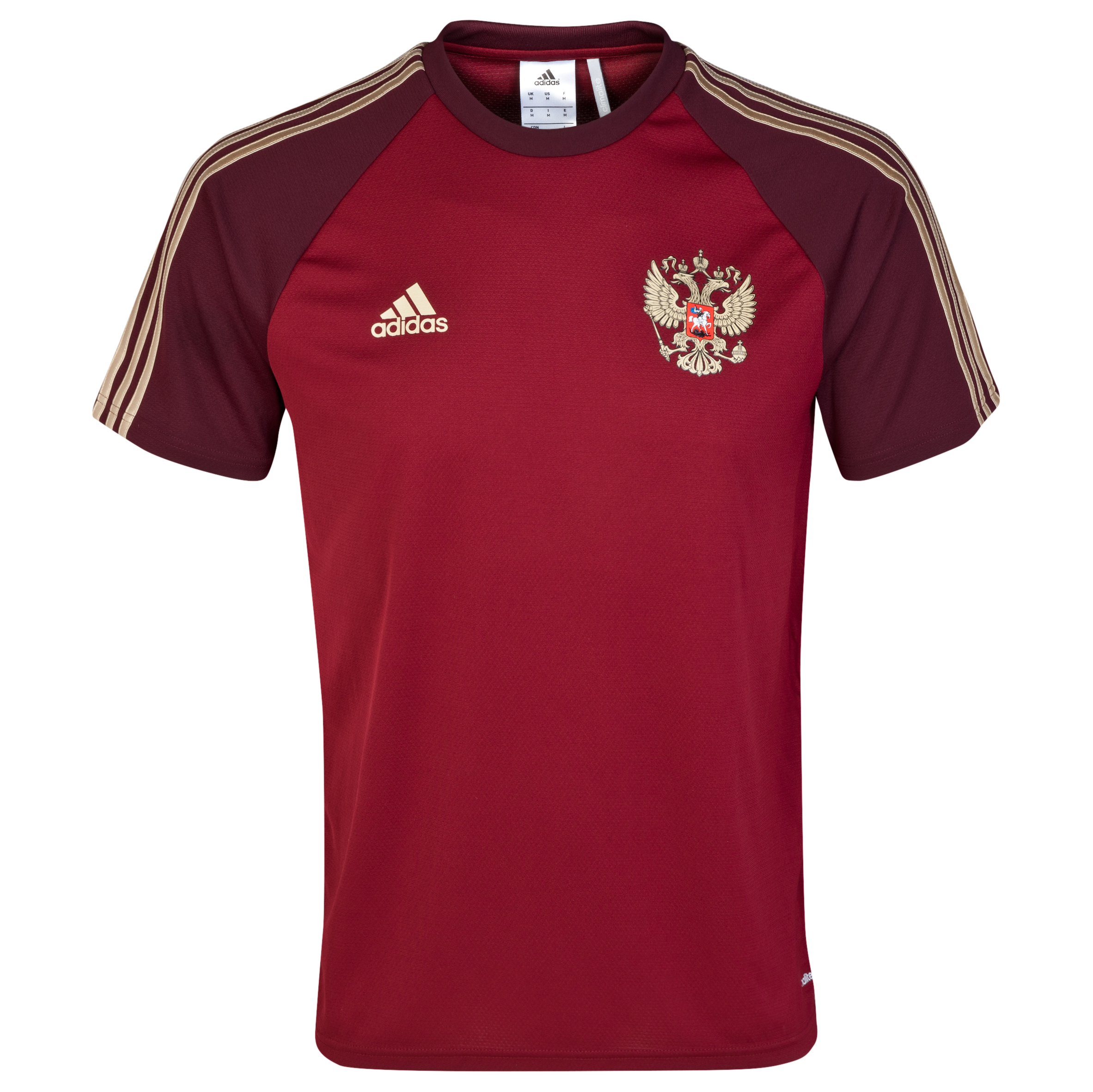 Russia Home Replica T-Shirt 2014