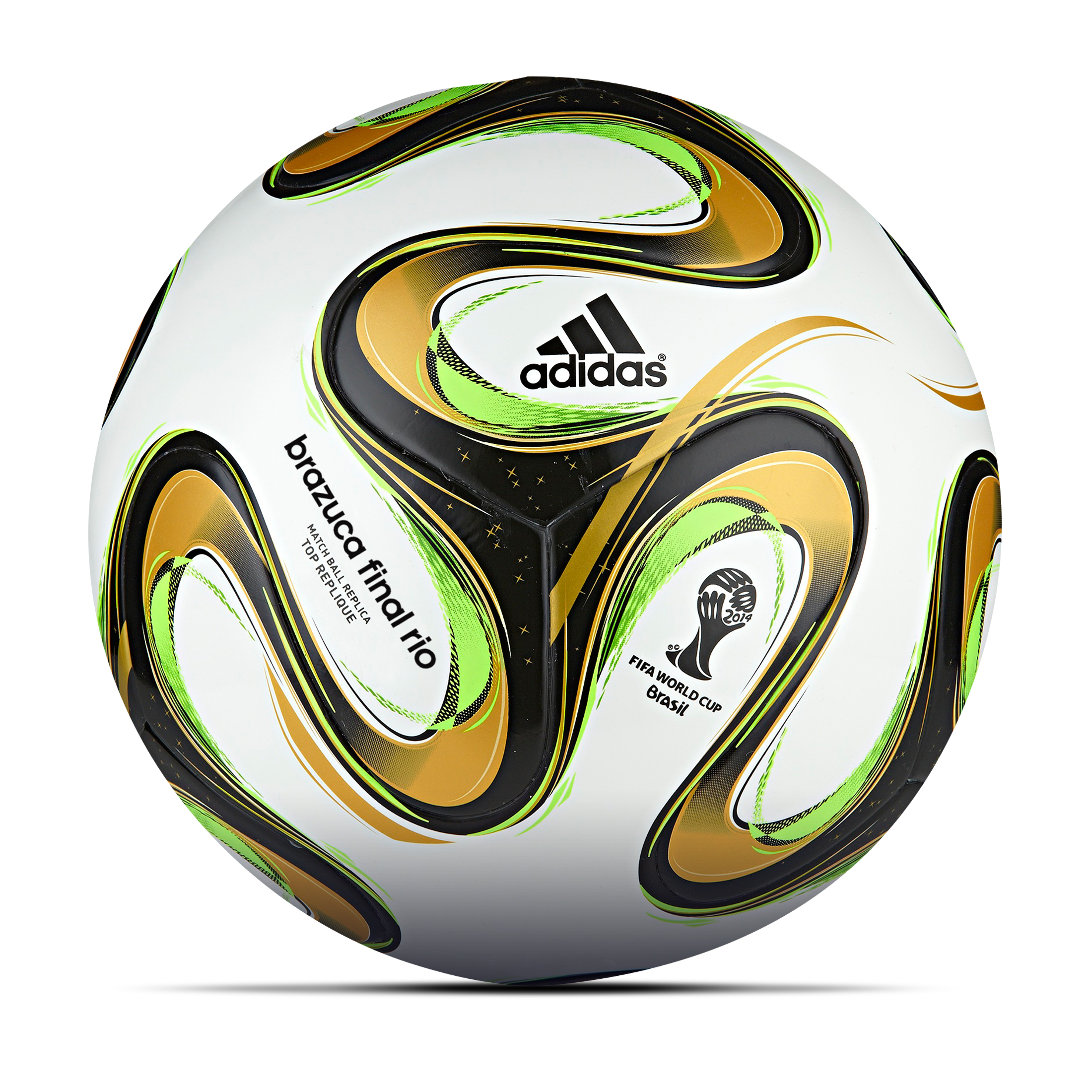 Adidas Brazuca World Cup 2014 Final Top Replique Football