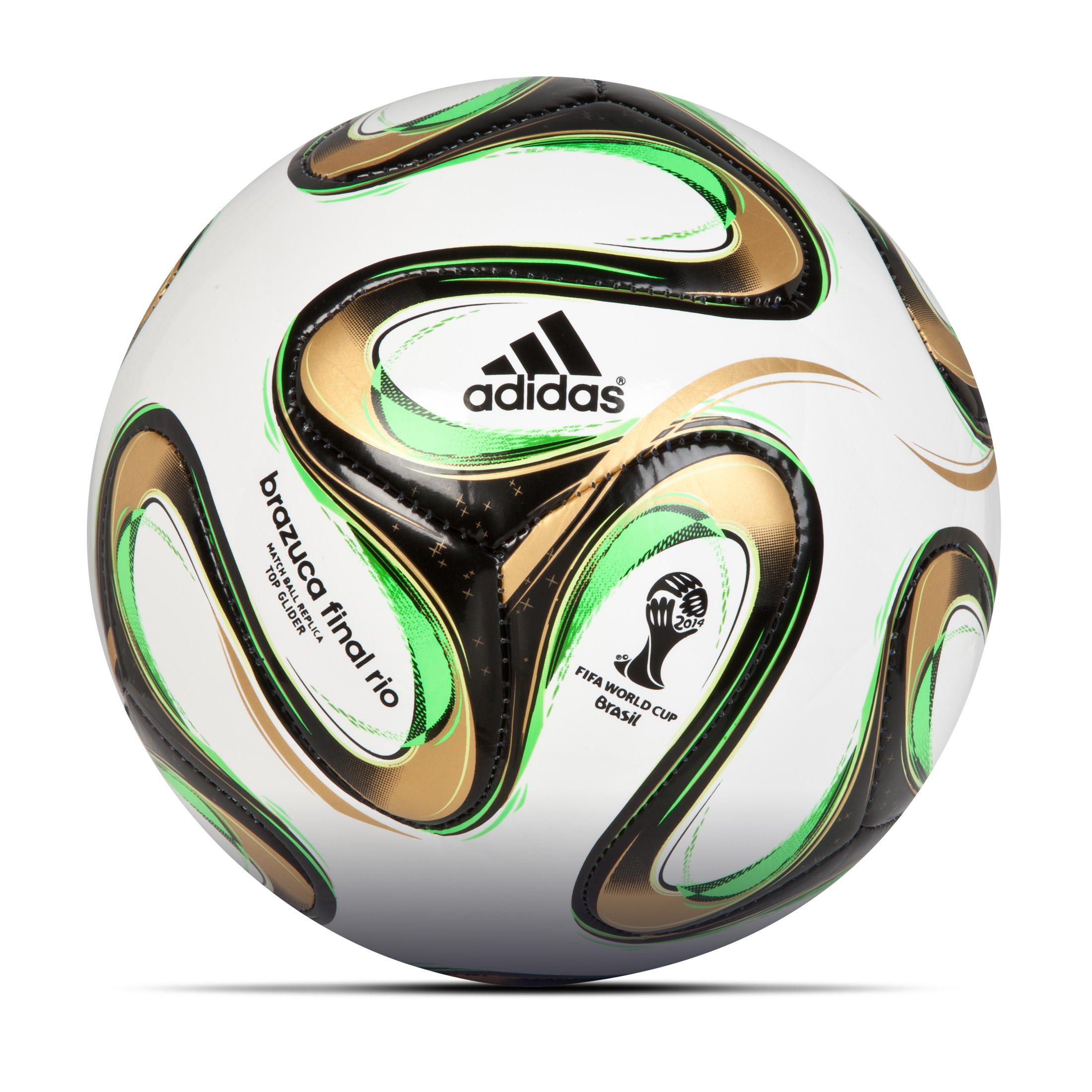 Adidas Brazuca World Cup 2014 Final Top Glider Football