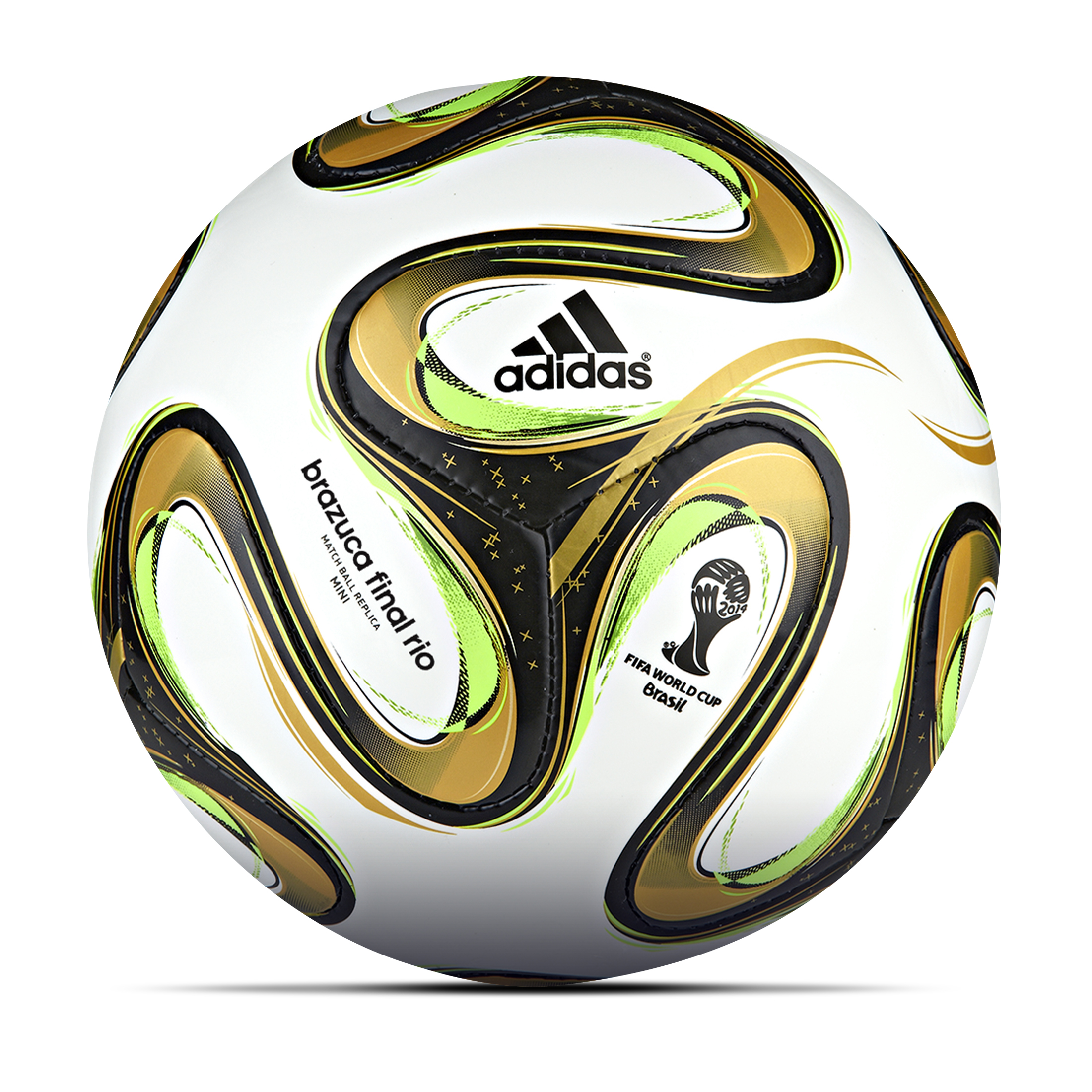 Adidas Brazuca World Cup 2014 Final Mini Football
