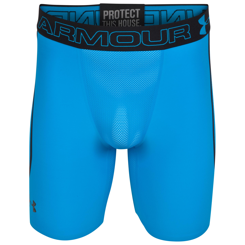Under Armour Heatgear ArmourVent Shorts Blue