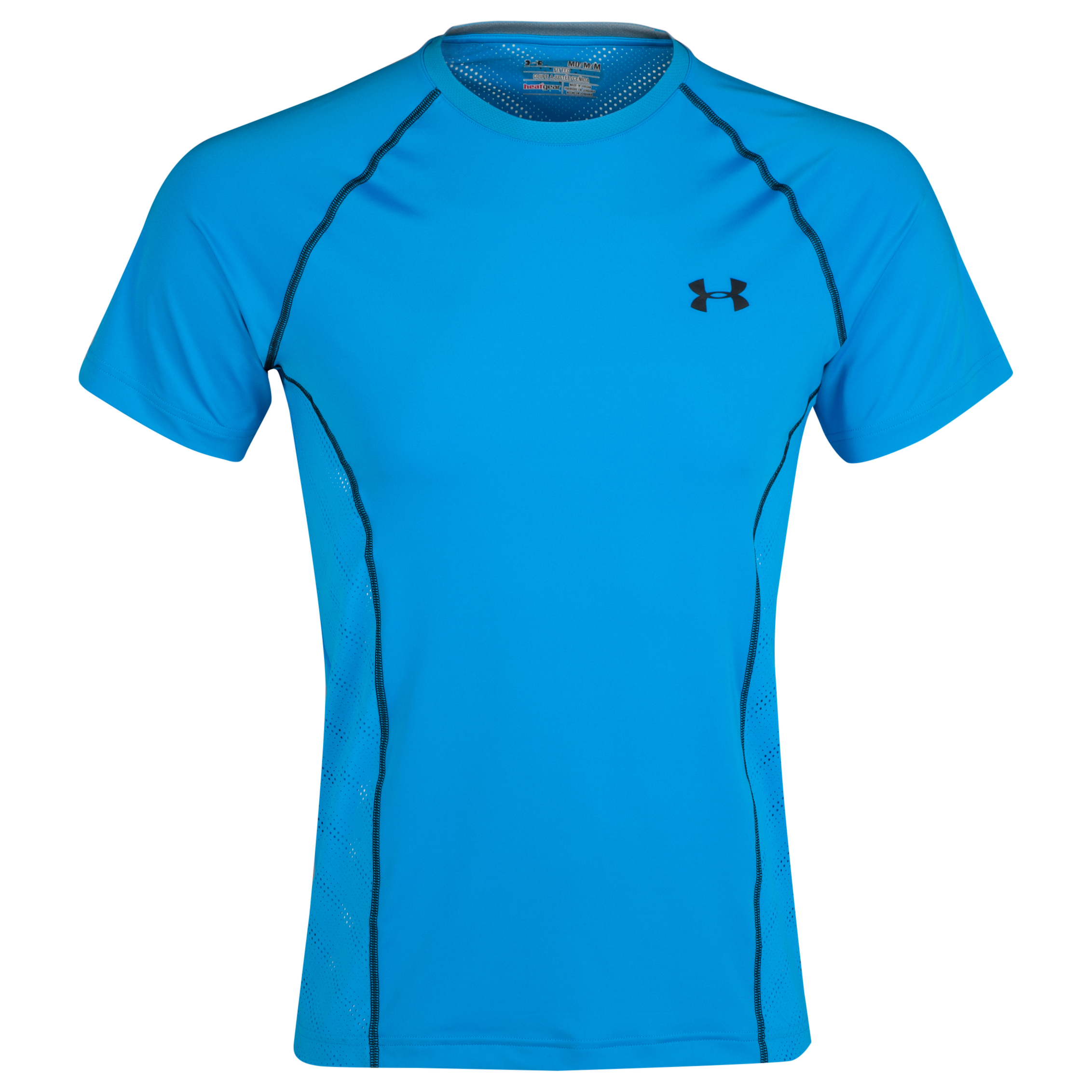 Under Armour Heatgear Sonic ArmourVent T-Shirt Blue