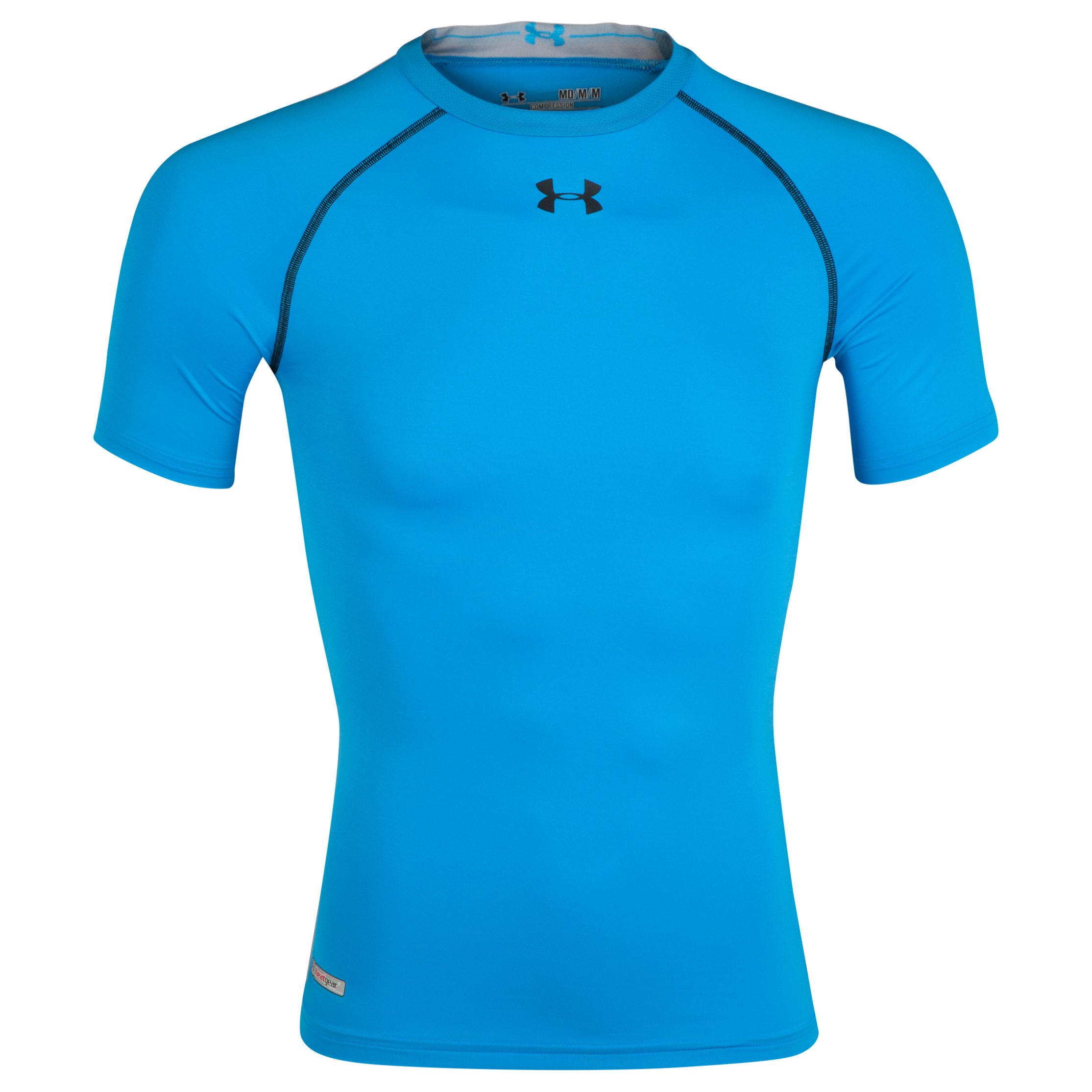 Under Armour Heatgear Sonic Base Layer Top Blue