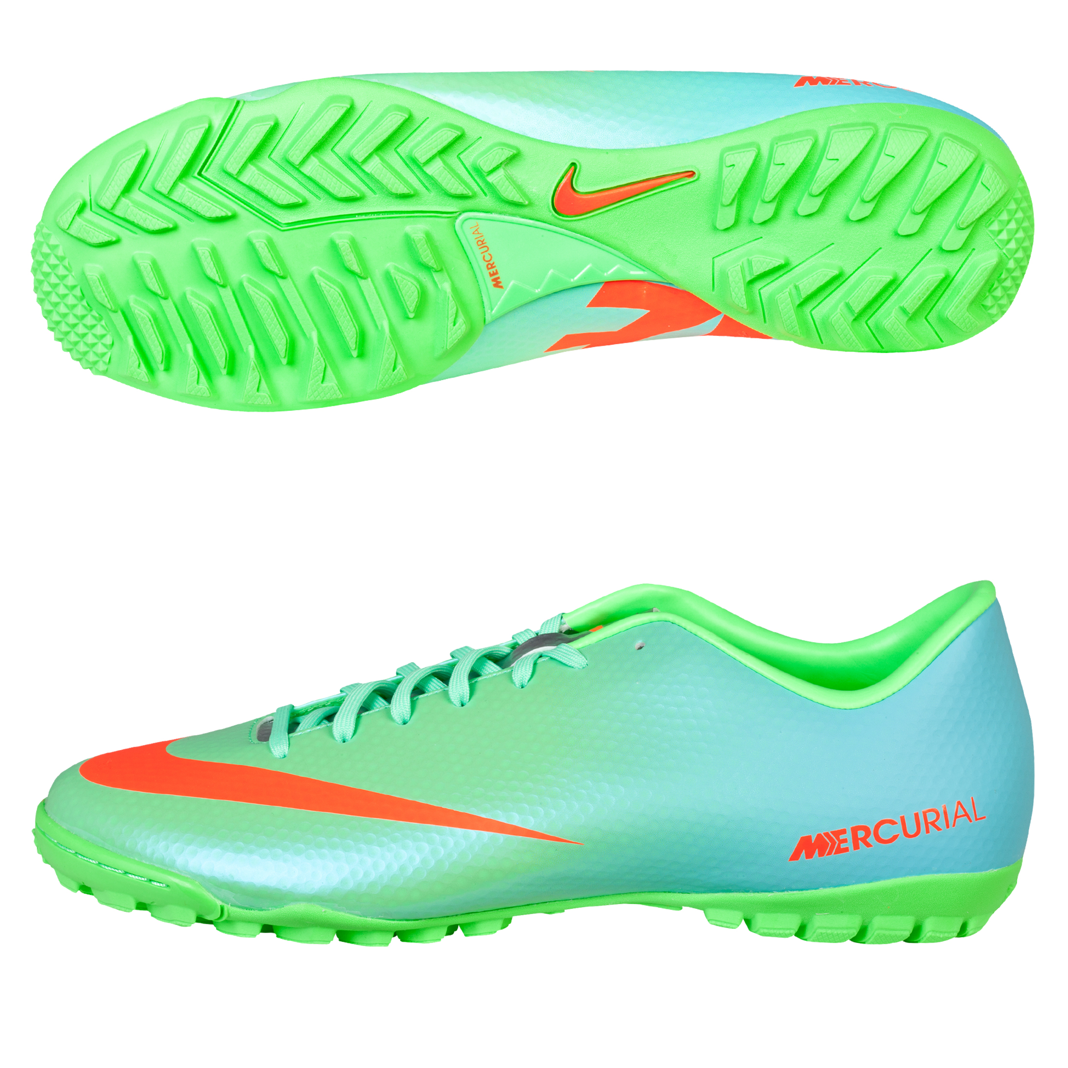 Nike Mercurial Victory IV Astroturf Trainers Green
