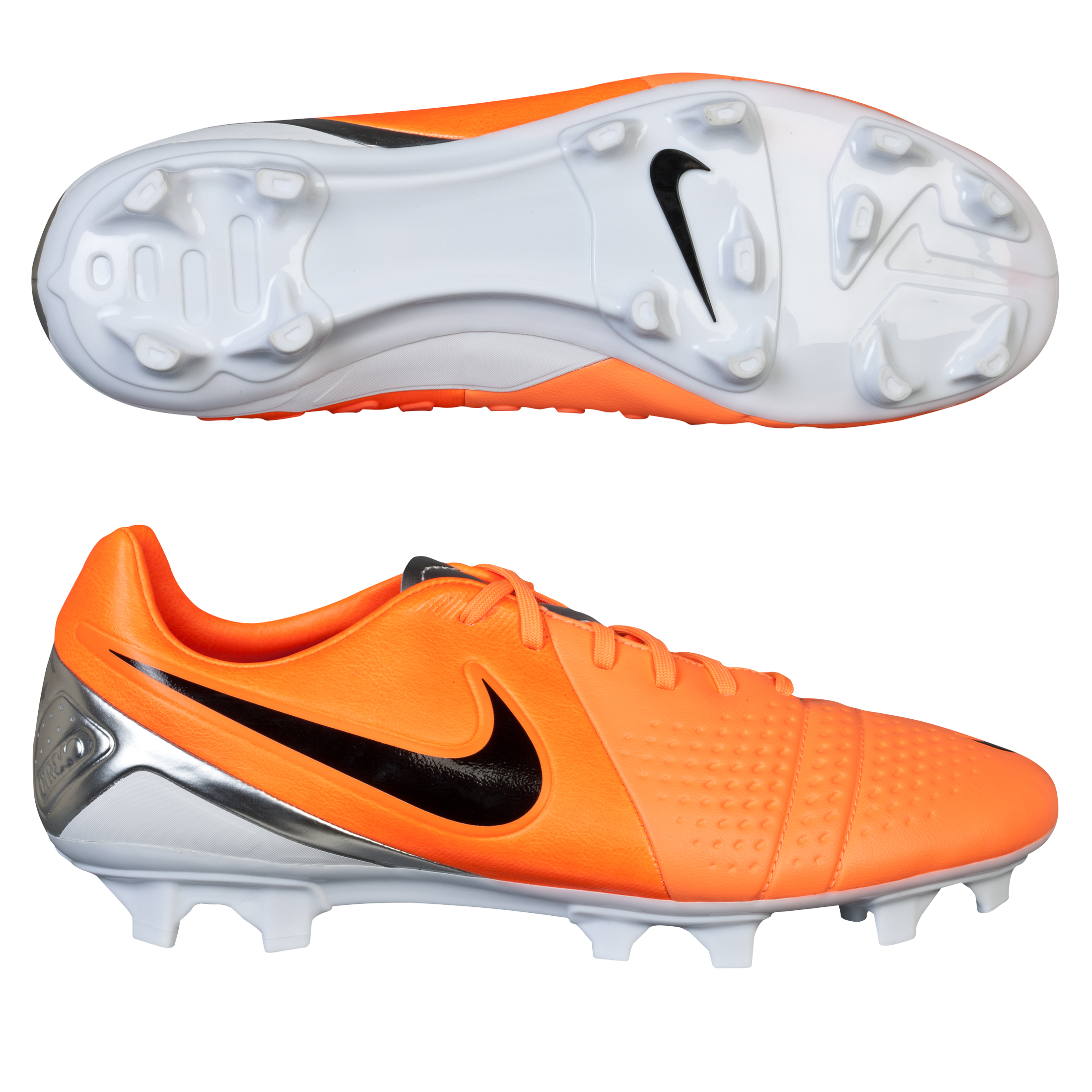 Nike CTR360 Trequartista III Firm Ground Football Boots Orange