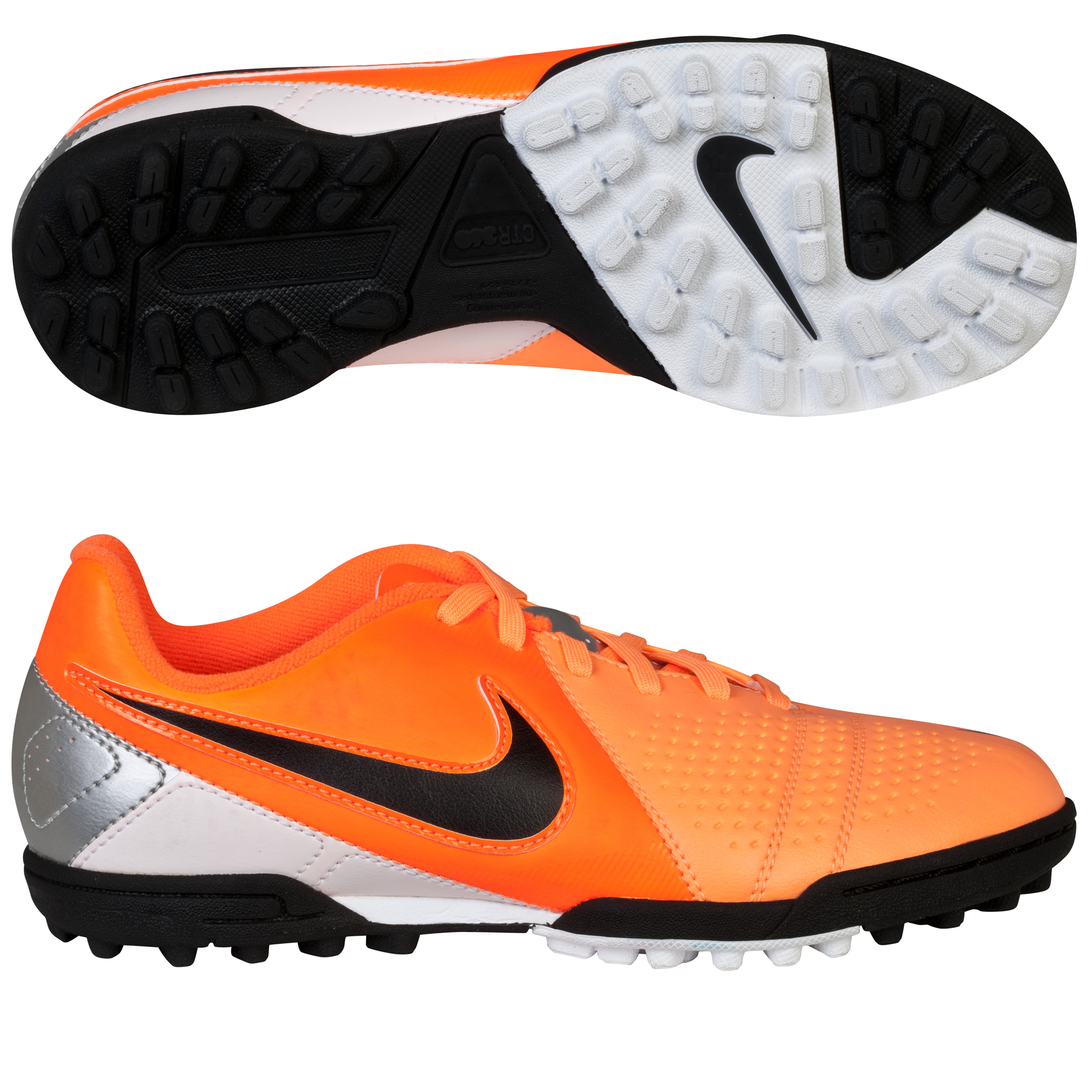 Nike CTR360 Libretto III Astroturf Trainers - Kids Orange