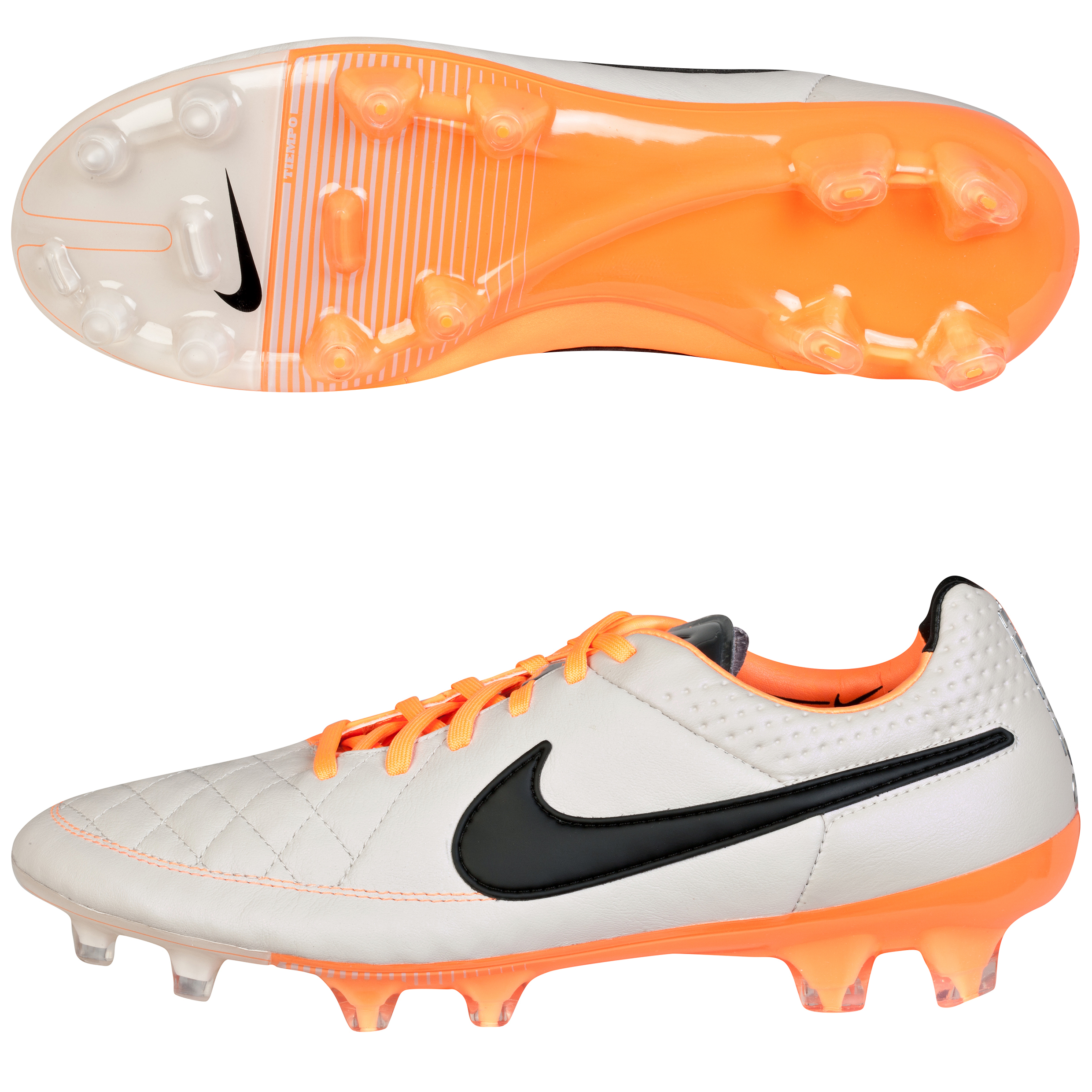 Nike Tiempo Legend V Firm Ground Football Boots Beige