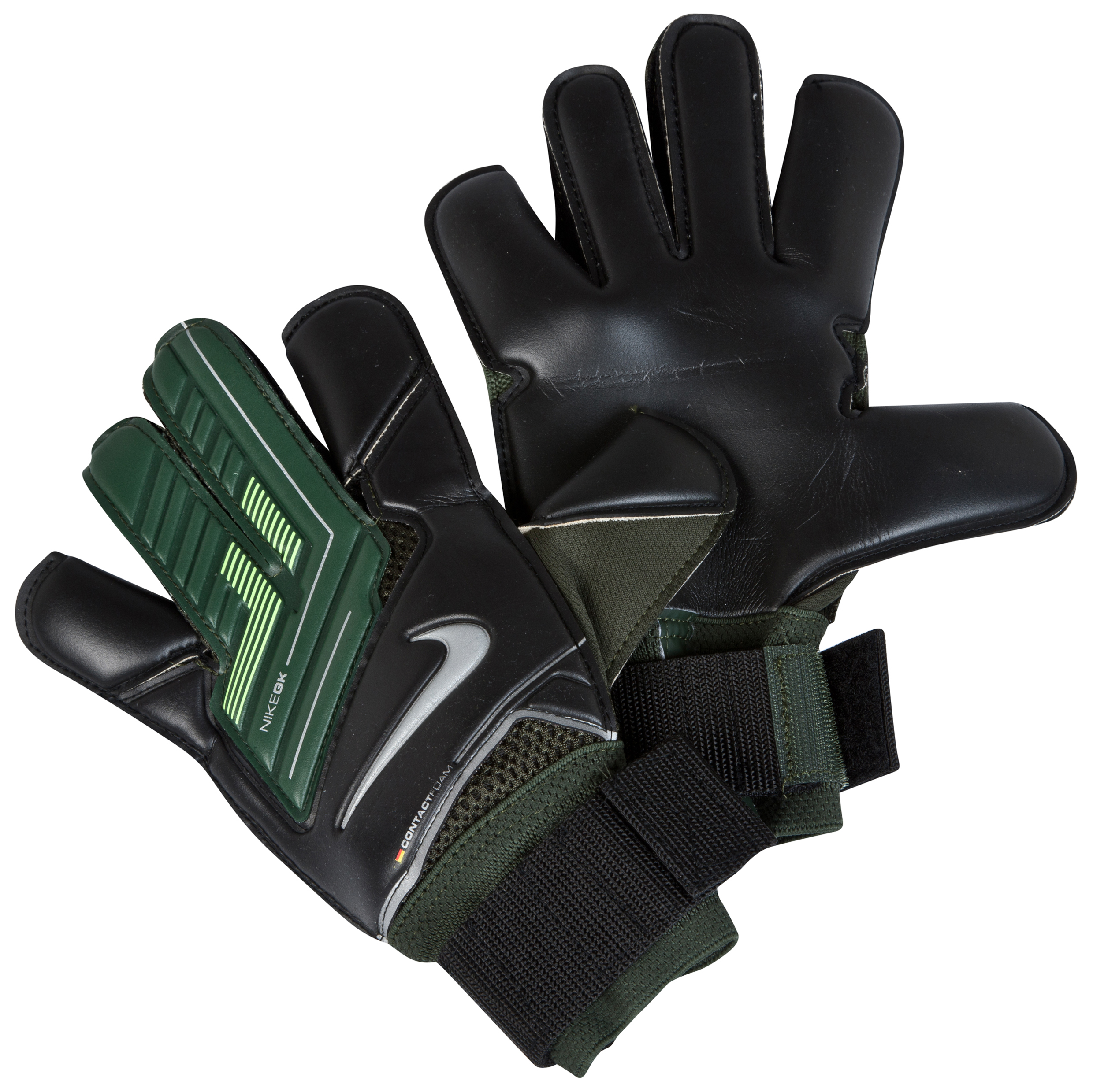 Nike Vapor Grip 3 Goalkeeper Gloves Black