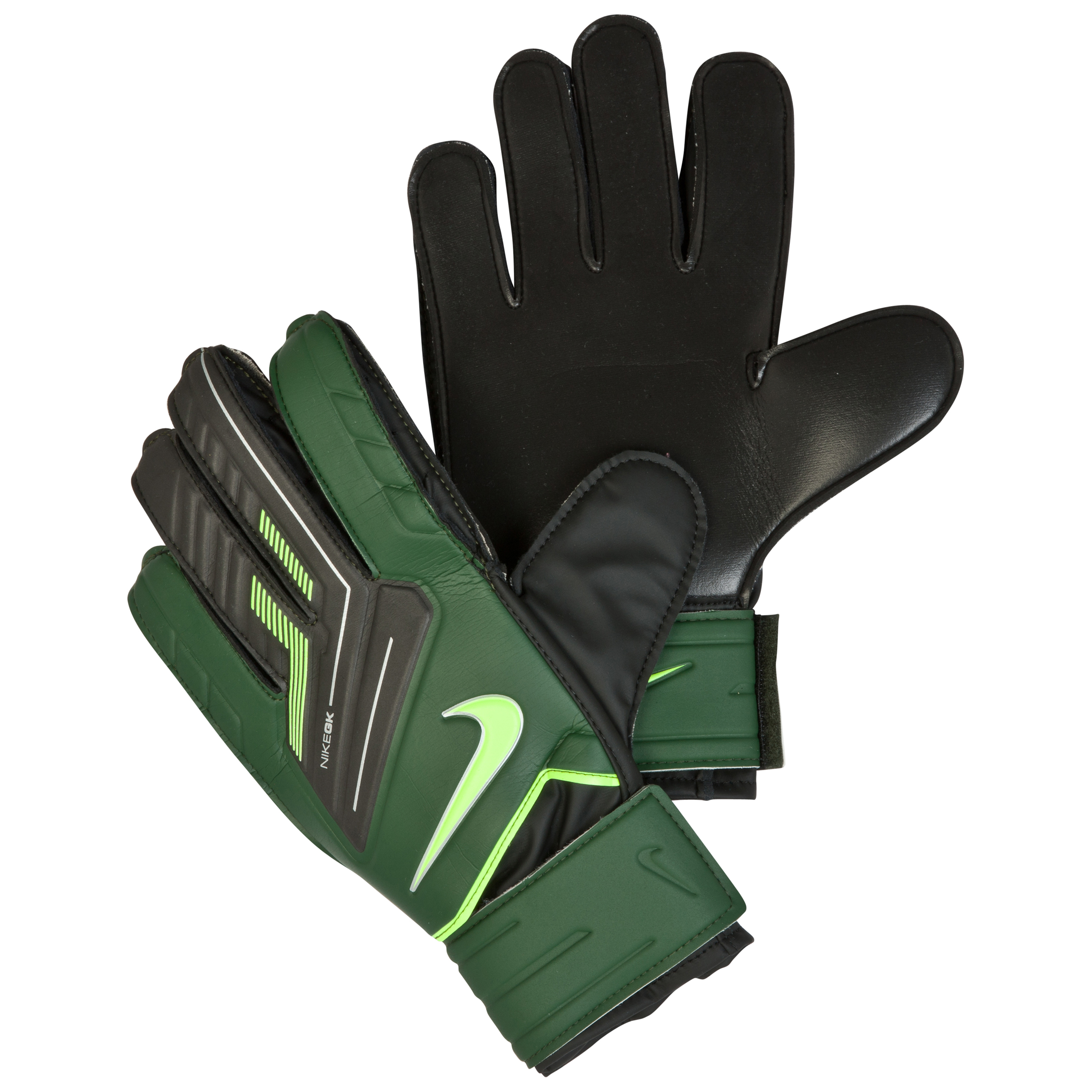 Nike Match Goalkeeper Gloves Black