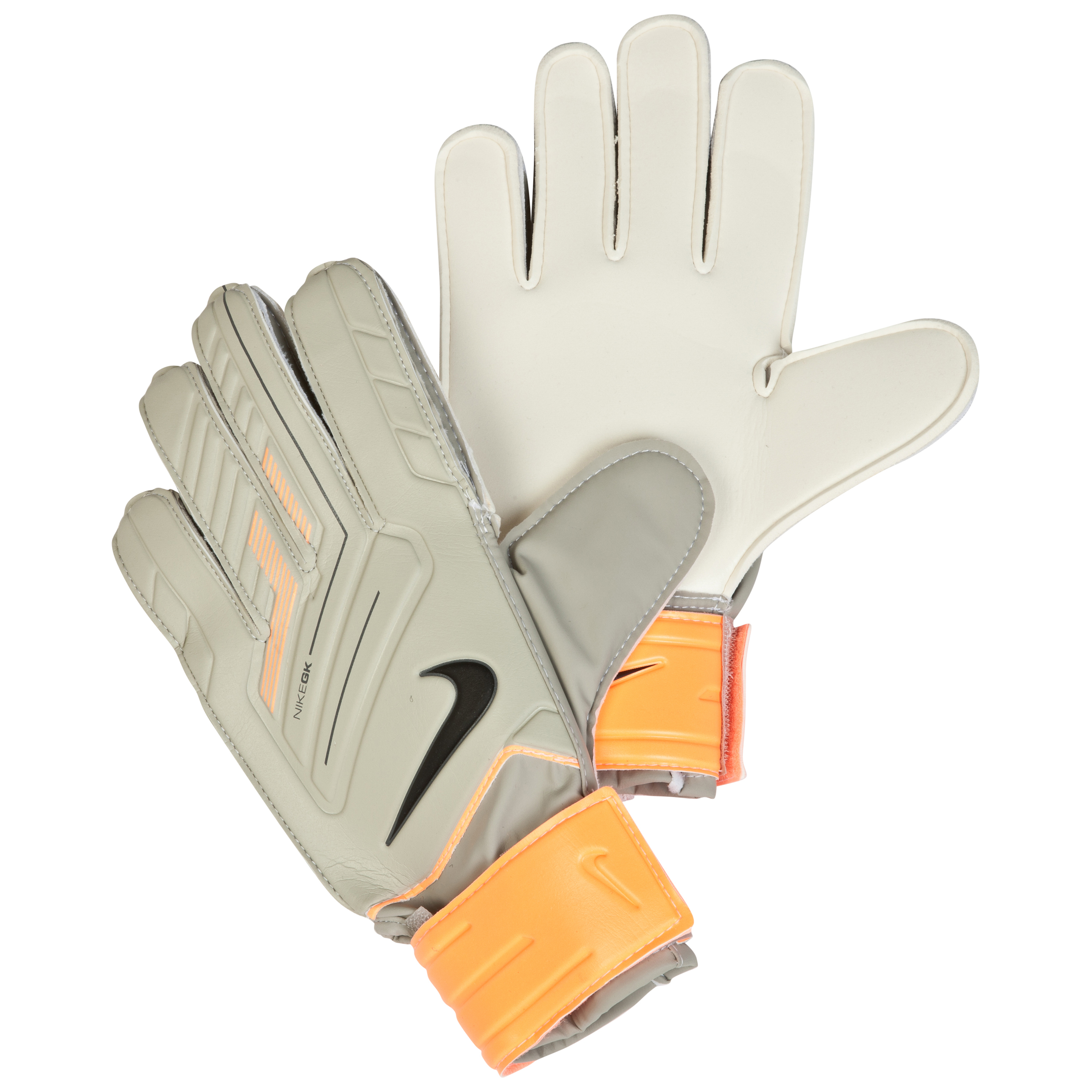 Nike Match Goalkeeper Gloves Grey