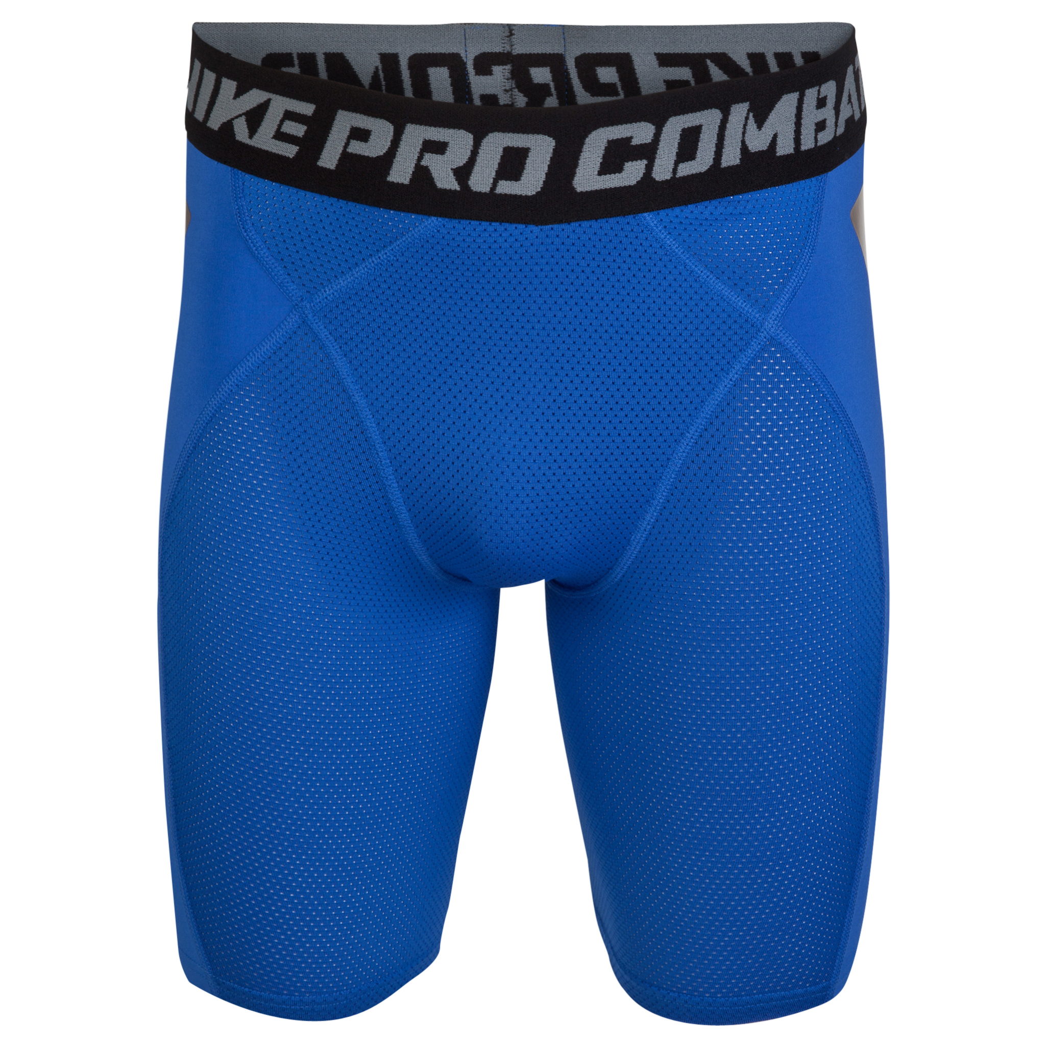 Nike Pro Combat Ultralight Slider Base Layer Short Blue