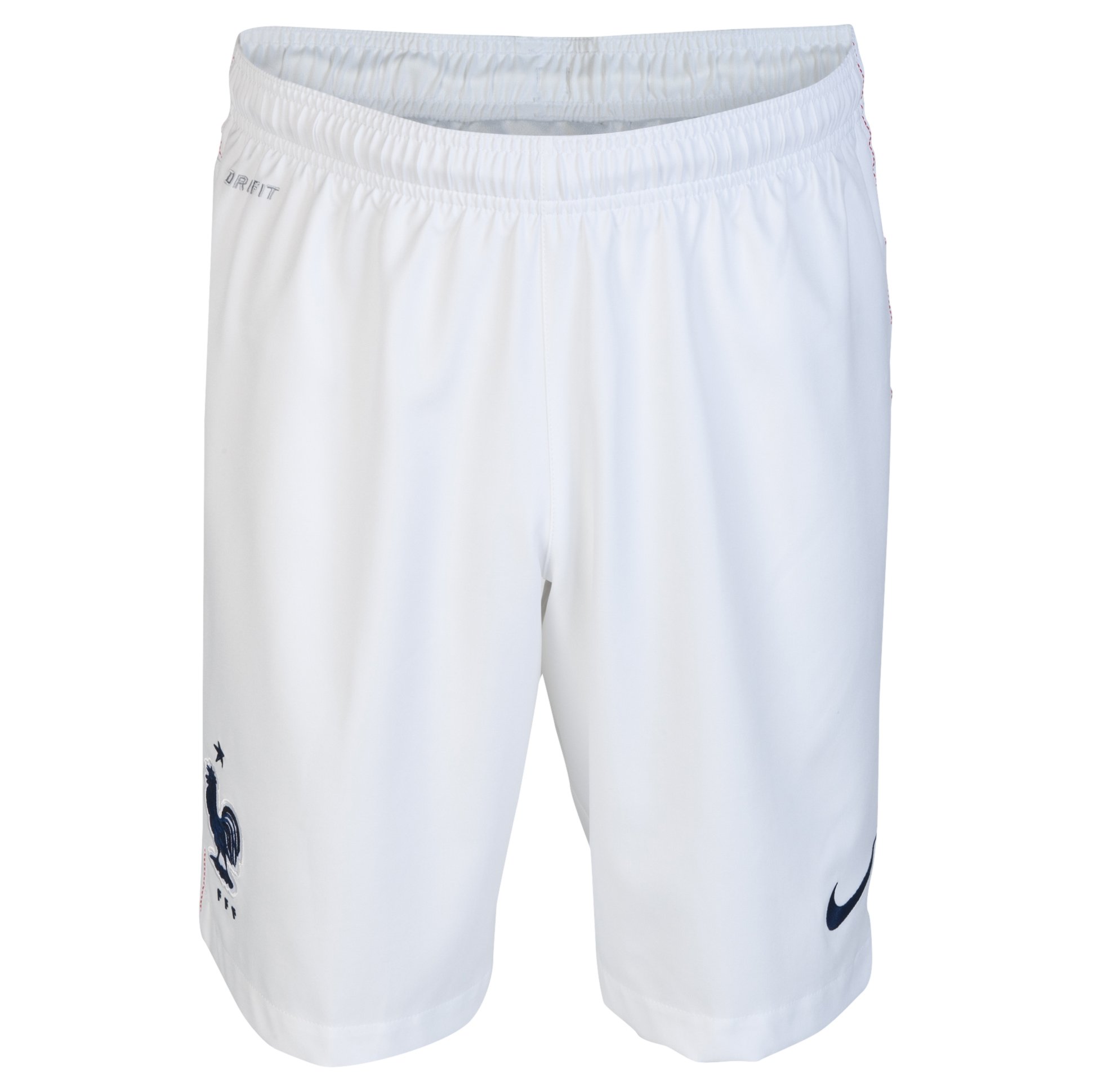 France Home Shorts 2013/15 - Kids White