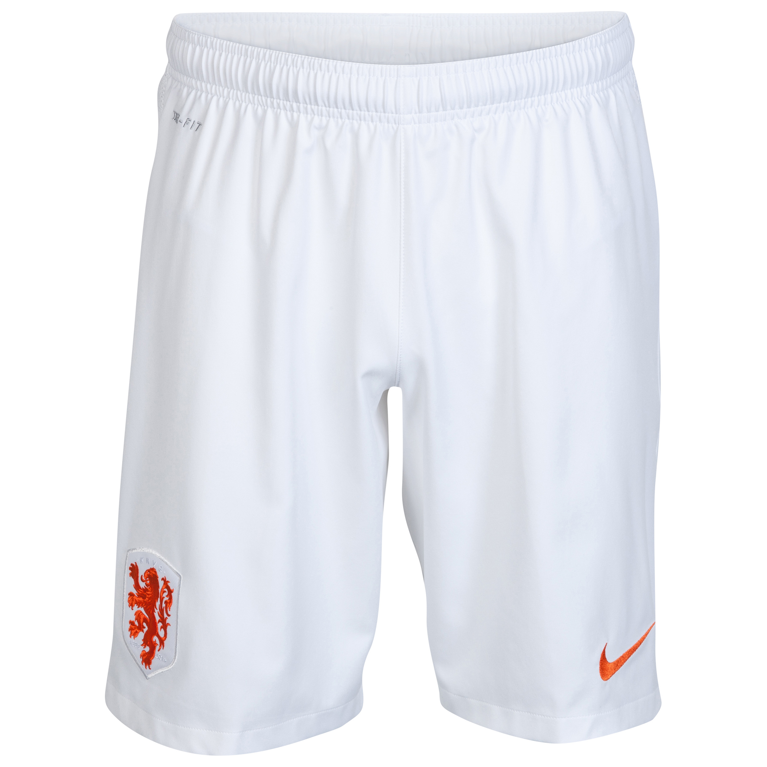 Netherlands Home Shorts 2014/15 White