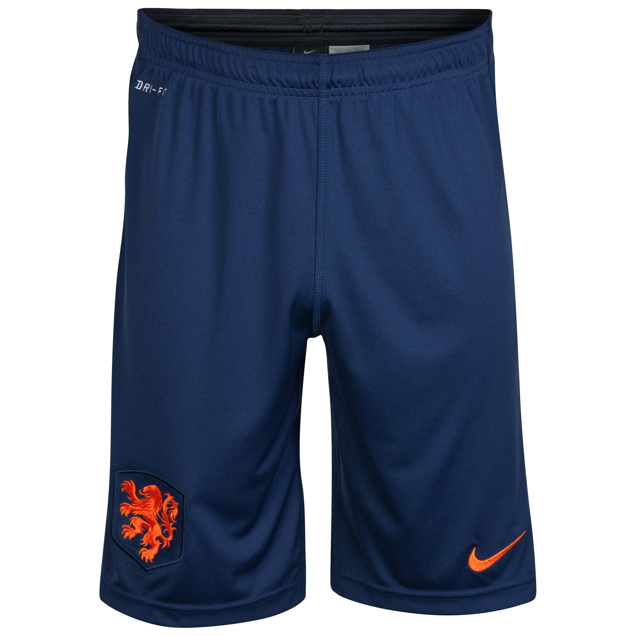 Netherlands Squad Longer Knit Shorts Navy