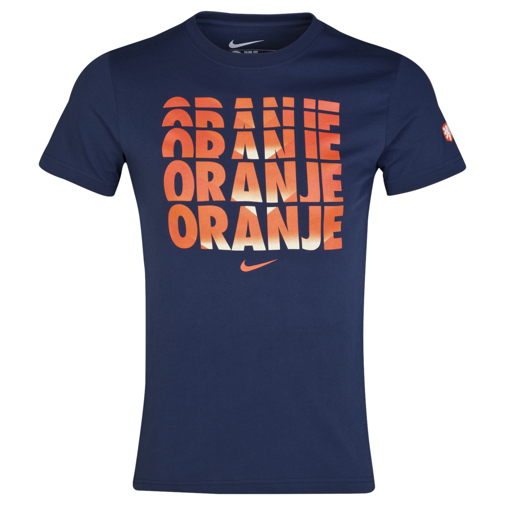 Netherlands Core Type T-Shirt Navy