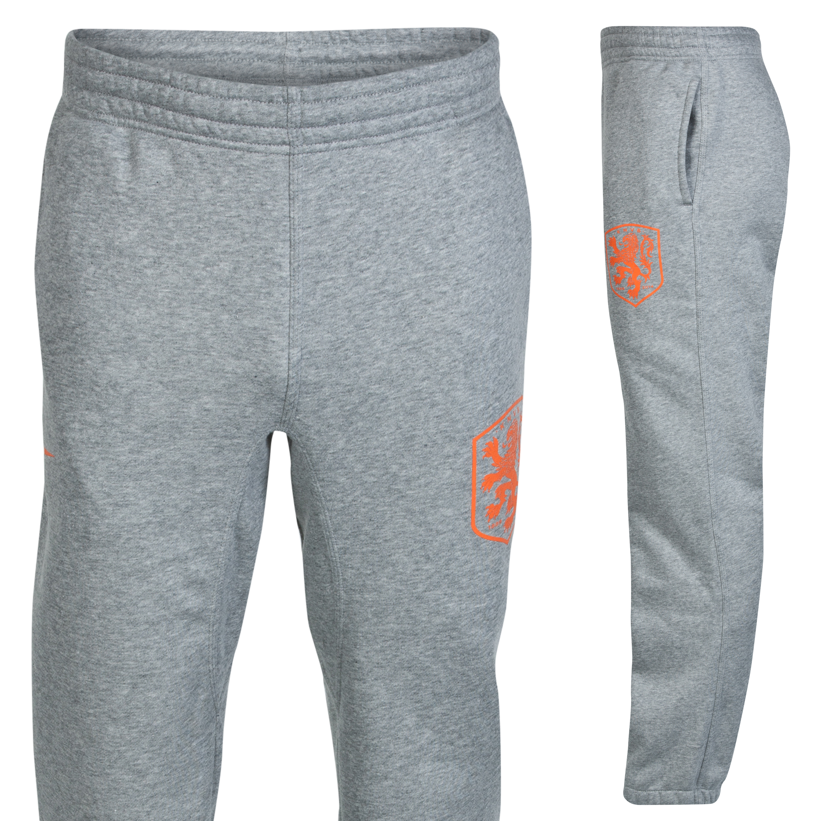 Netherlands Core Cuff Pants Grey