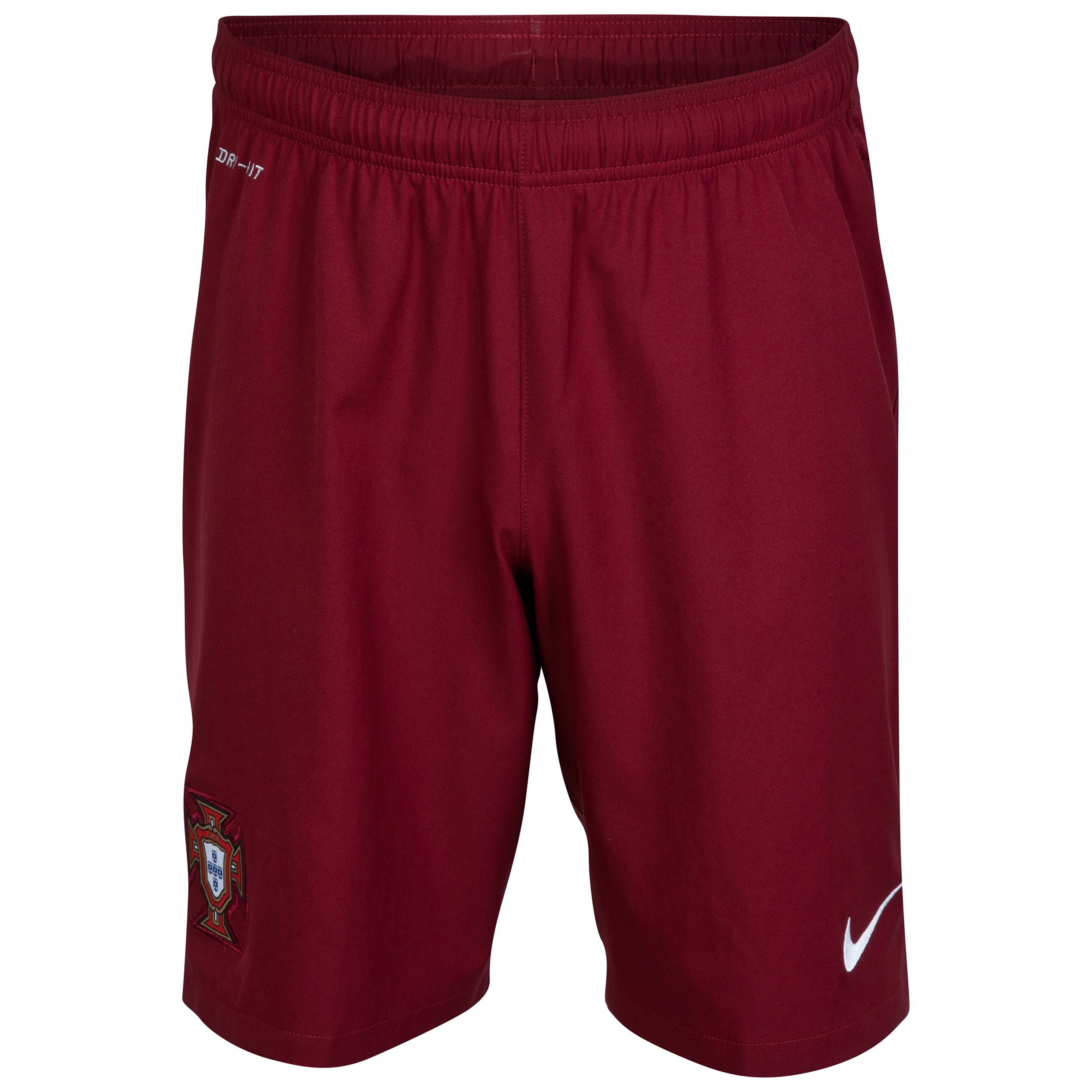 Portugal Home Shorts 2014/15 - Kids Red
