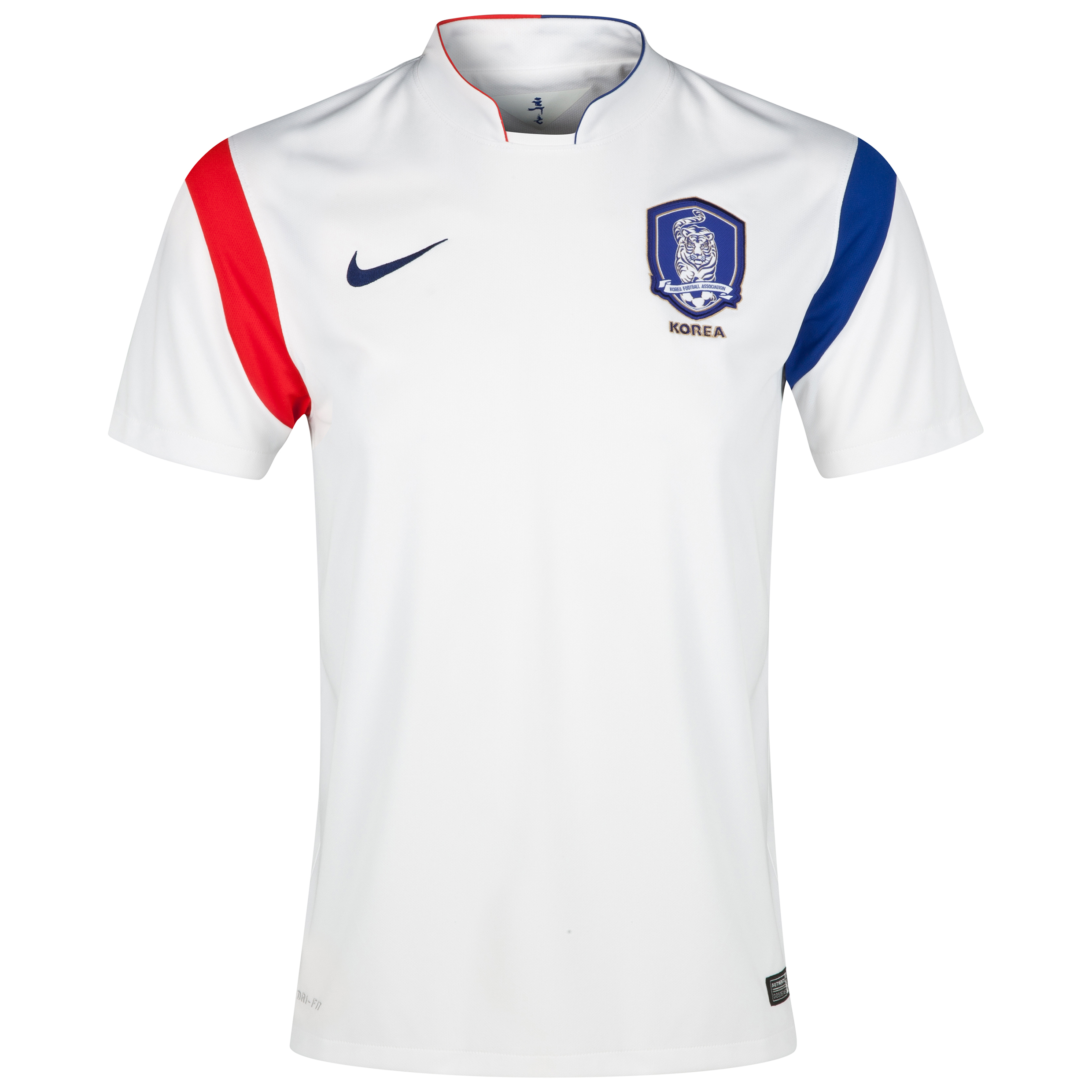 South Korea Away Shirt 2014 White White