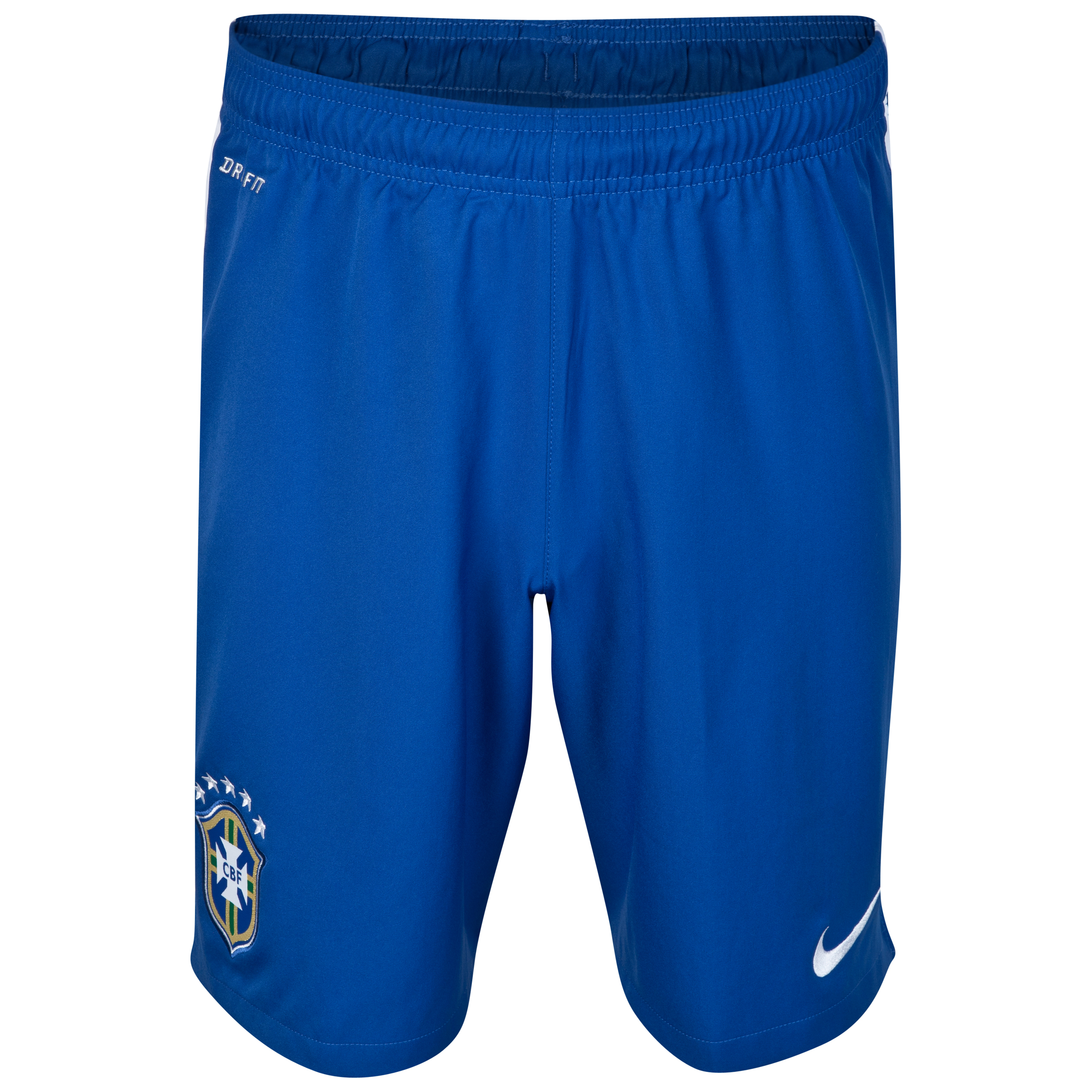Brazil Home/Away Shorts 2013/14 - Kids Yellow