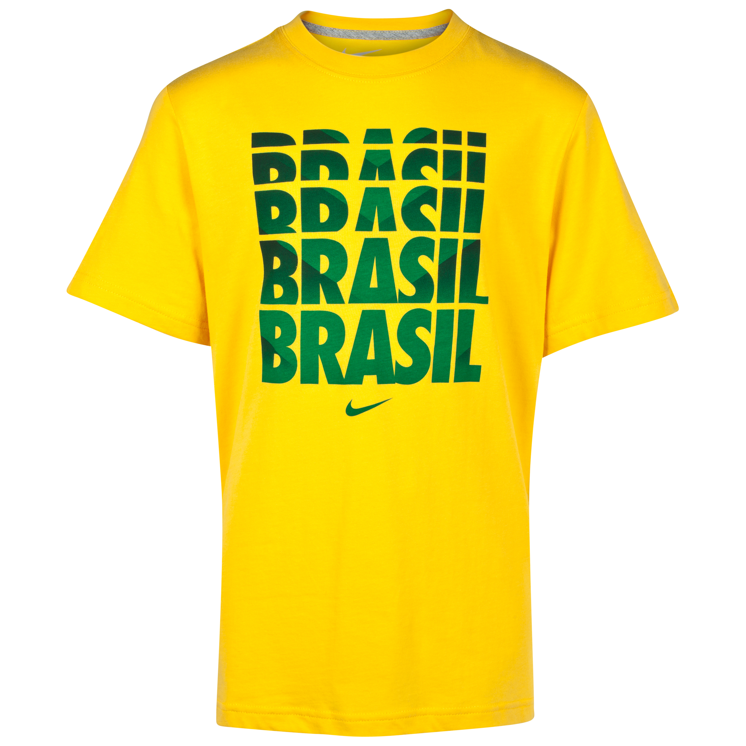 Brazil Blockbuster T-Shirt - Kids Yellow