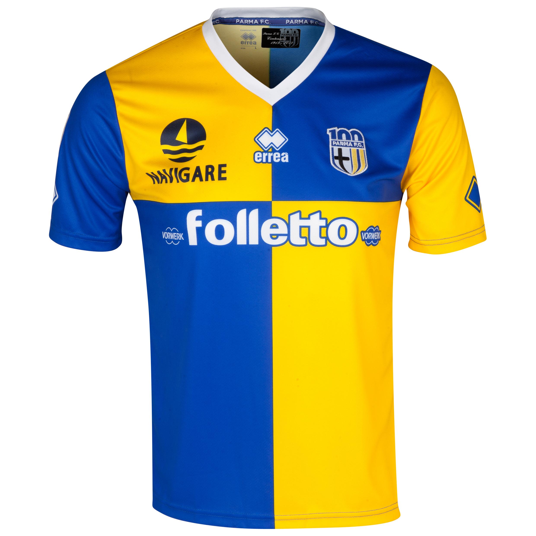 Parma Away Shirt 2013/14