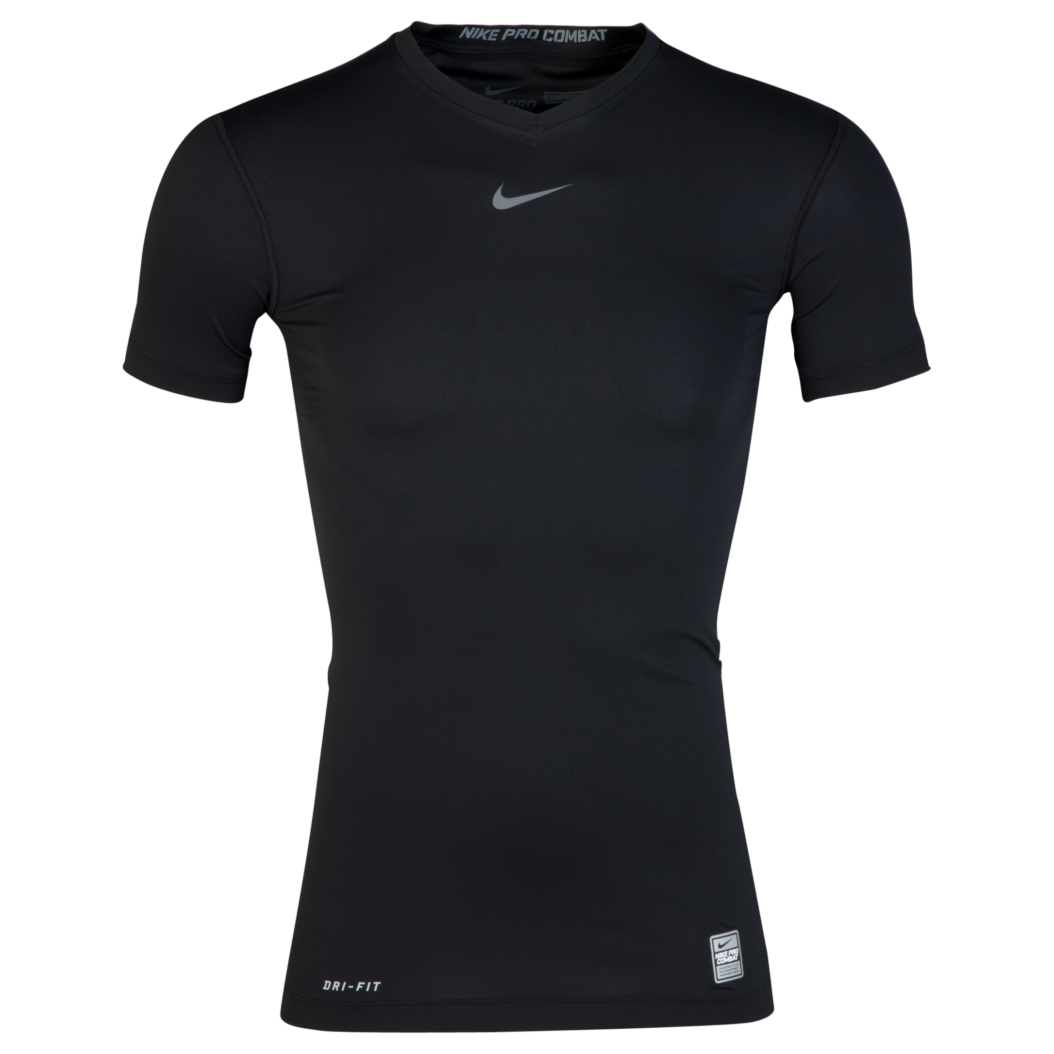 Nike Pro Combat Ultralight Base Layer Top Black