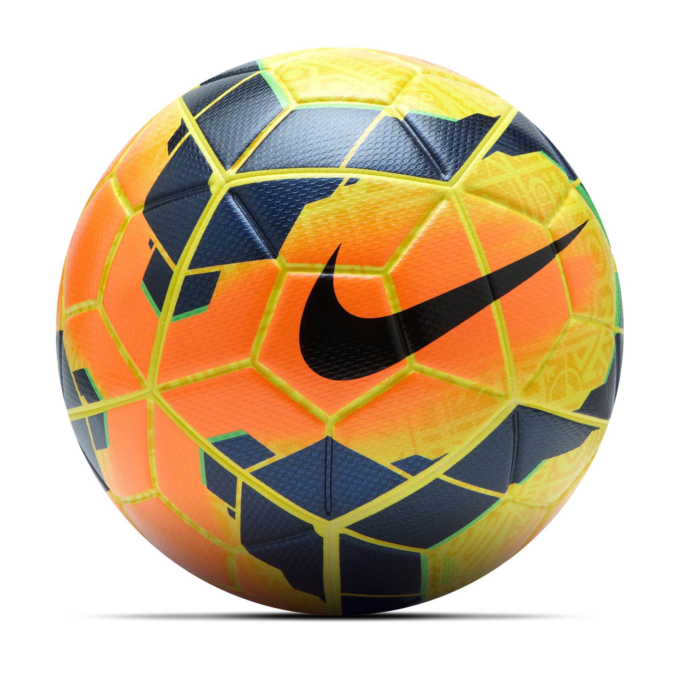 Nike Ordem Match Football Yellow