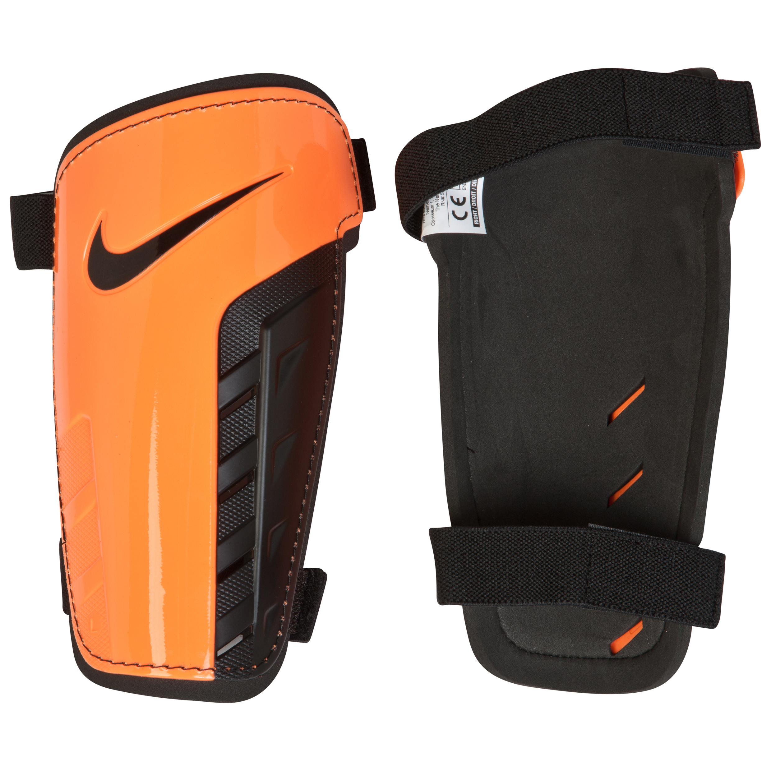 Nike Park Shinguard Orange